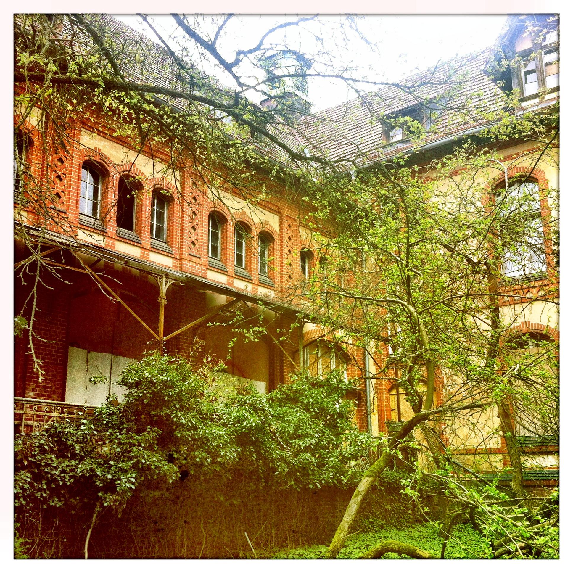 Brandenburg | Beelitz Heilstätten Alte Gebäude