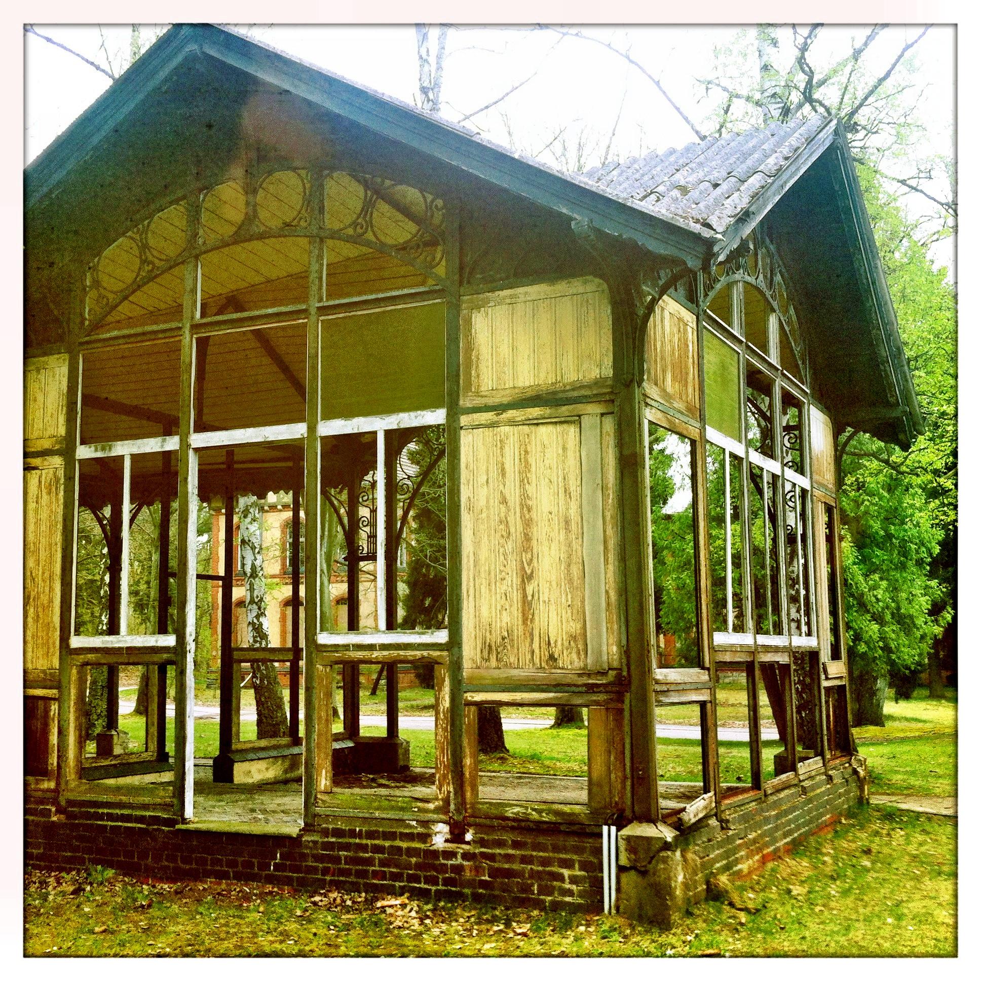 Brandenburg | Beelitz Heilstätten Gartenhaus