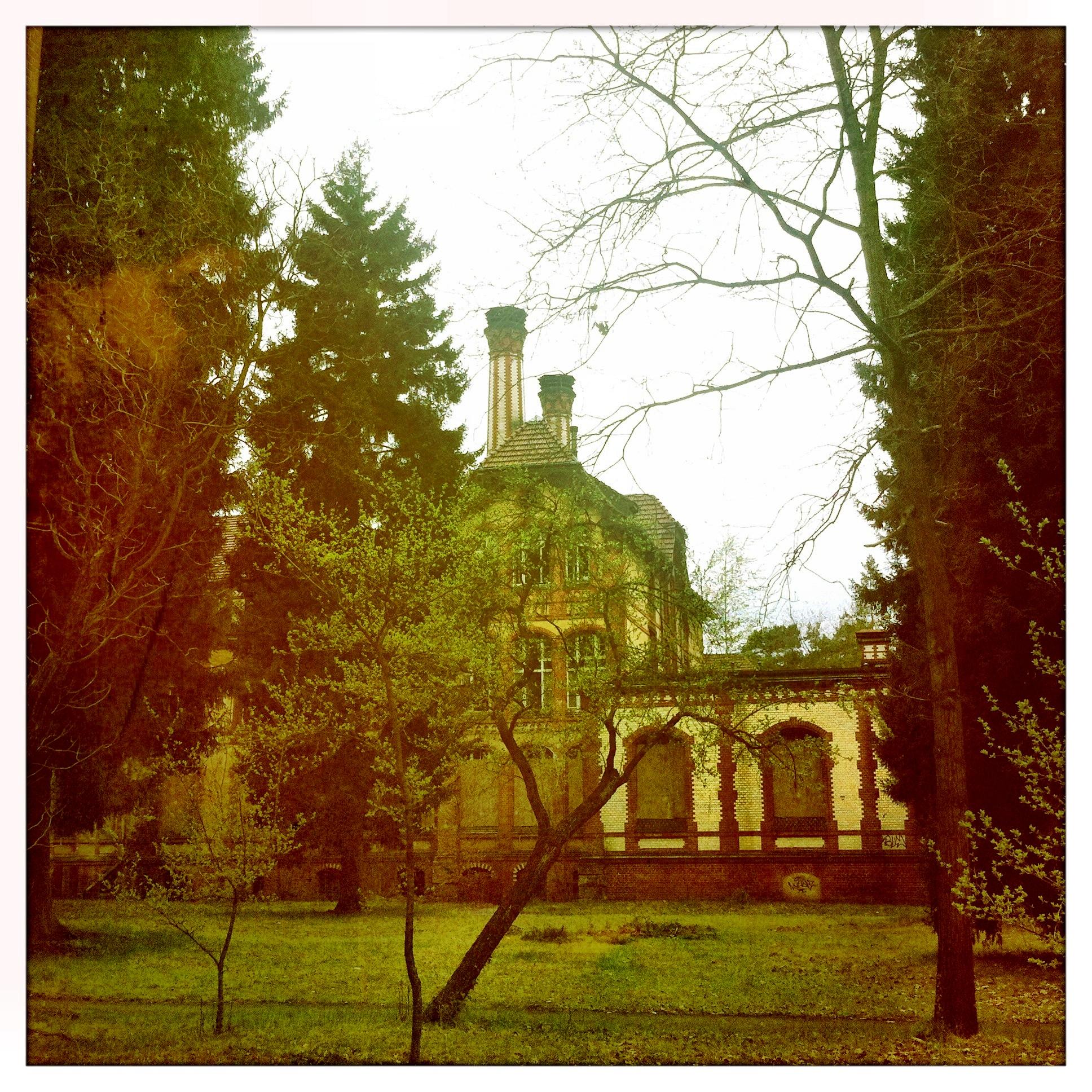 Brandenburg | Beelitz Heilstätten Gebäude