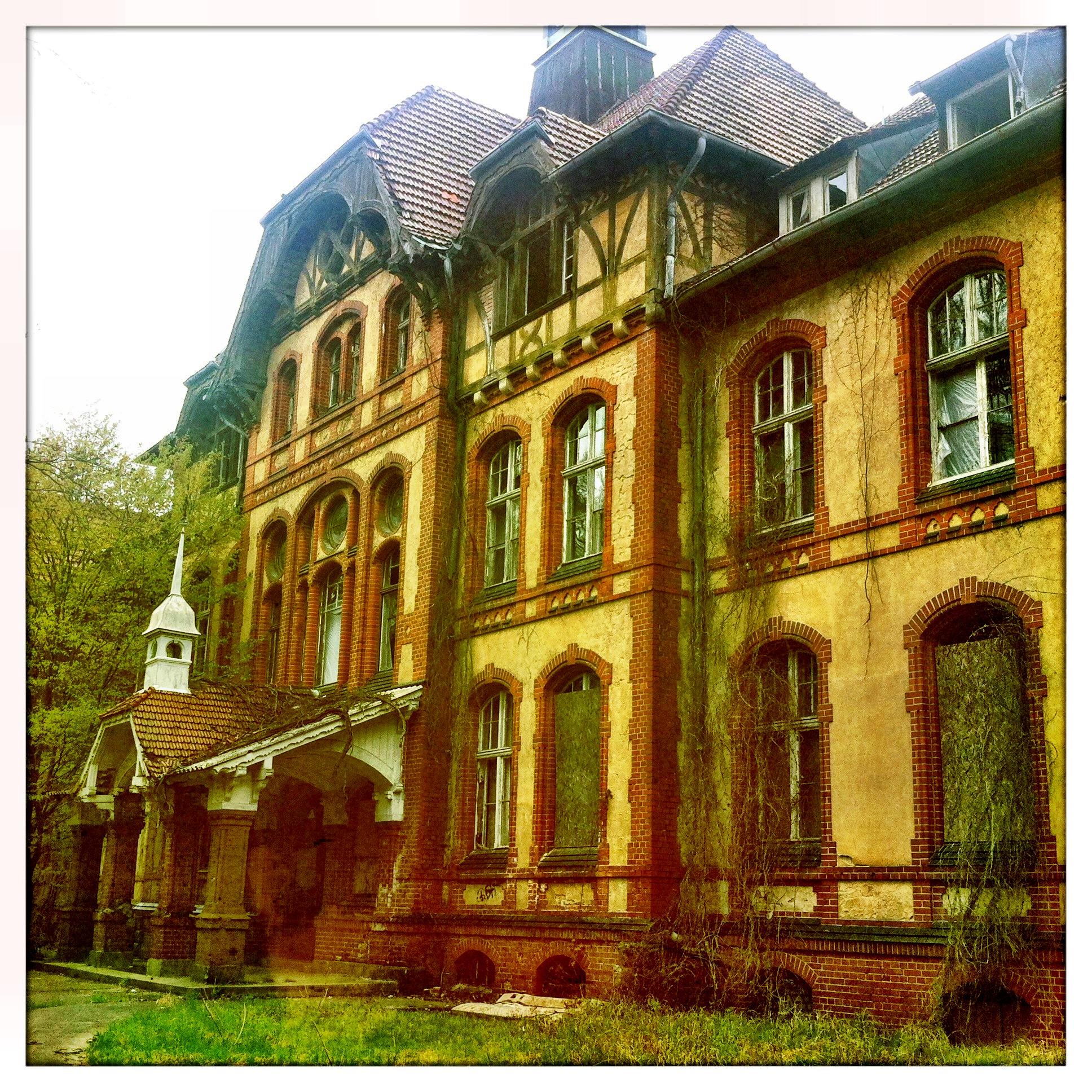 Brandenburg | Beelitz Heilstätten Gebäudekomplex