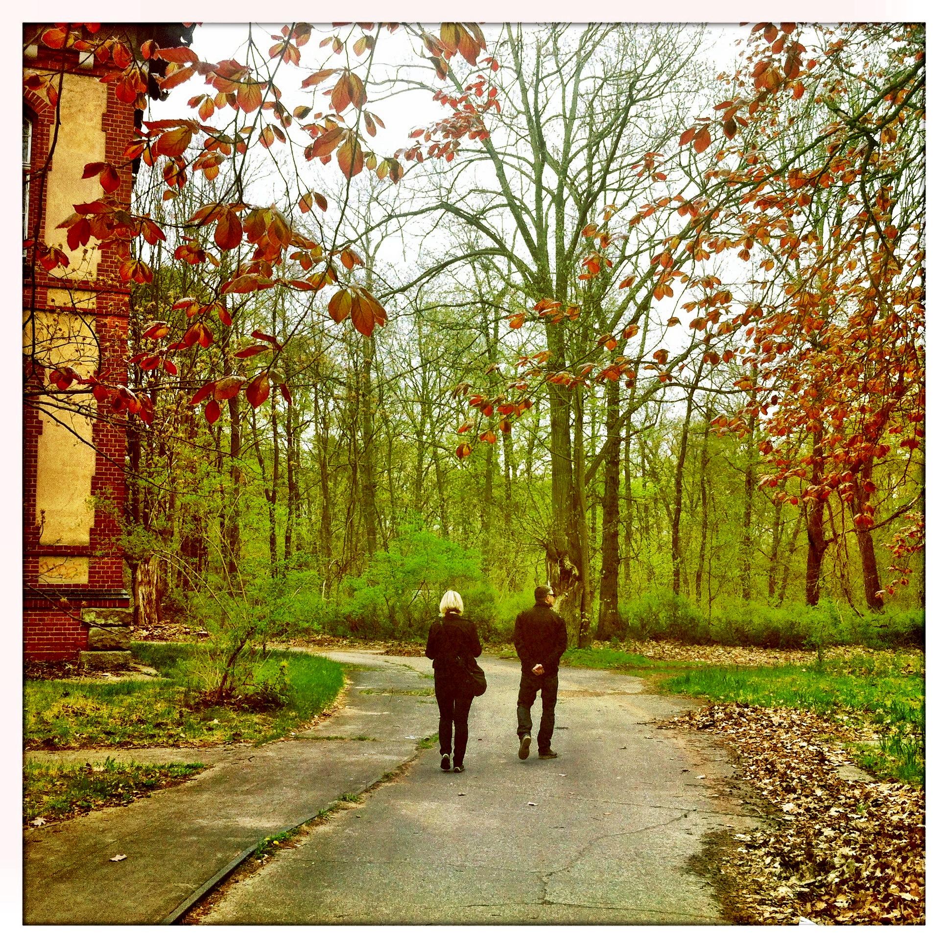 Brandenburg   Beelitz Heilstätten Spaziergang