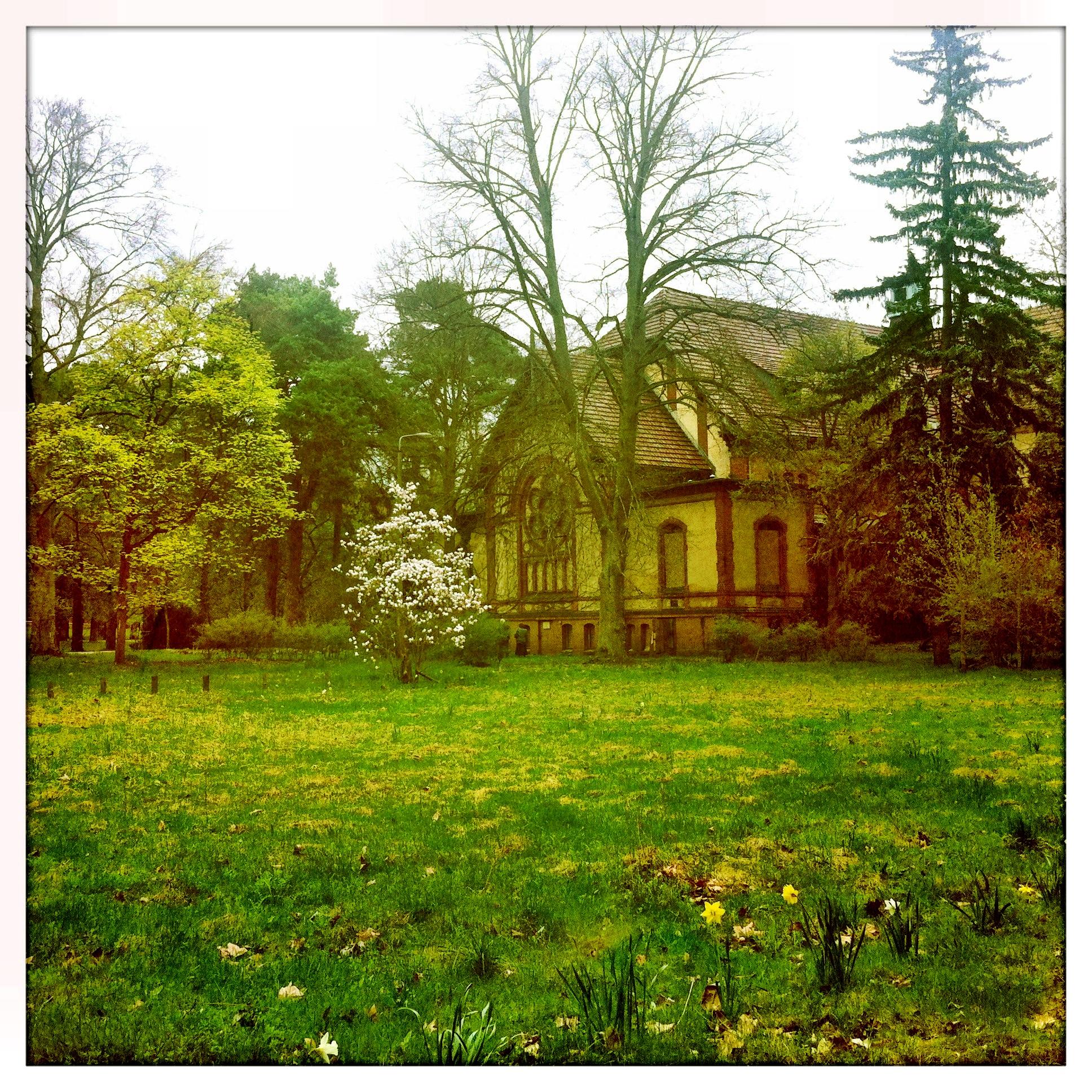 Brandenburg   Beelitz Heilstätten Zugang