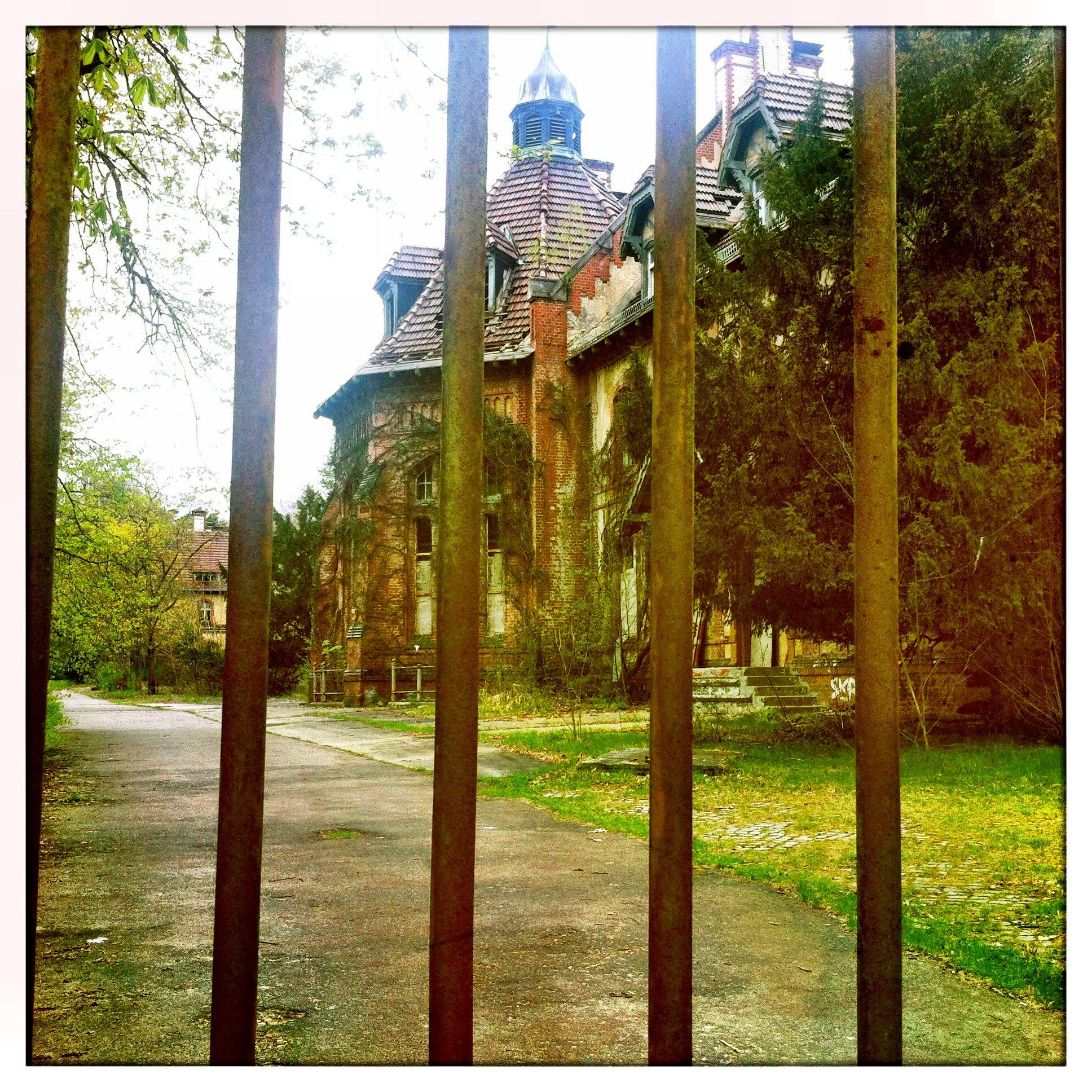 Brandenburg | Beelitz Heilstätten gesperrter Bereich