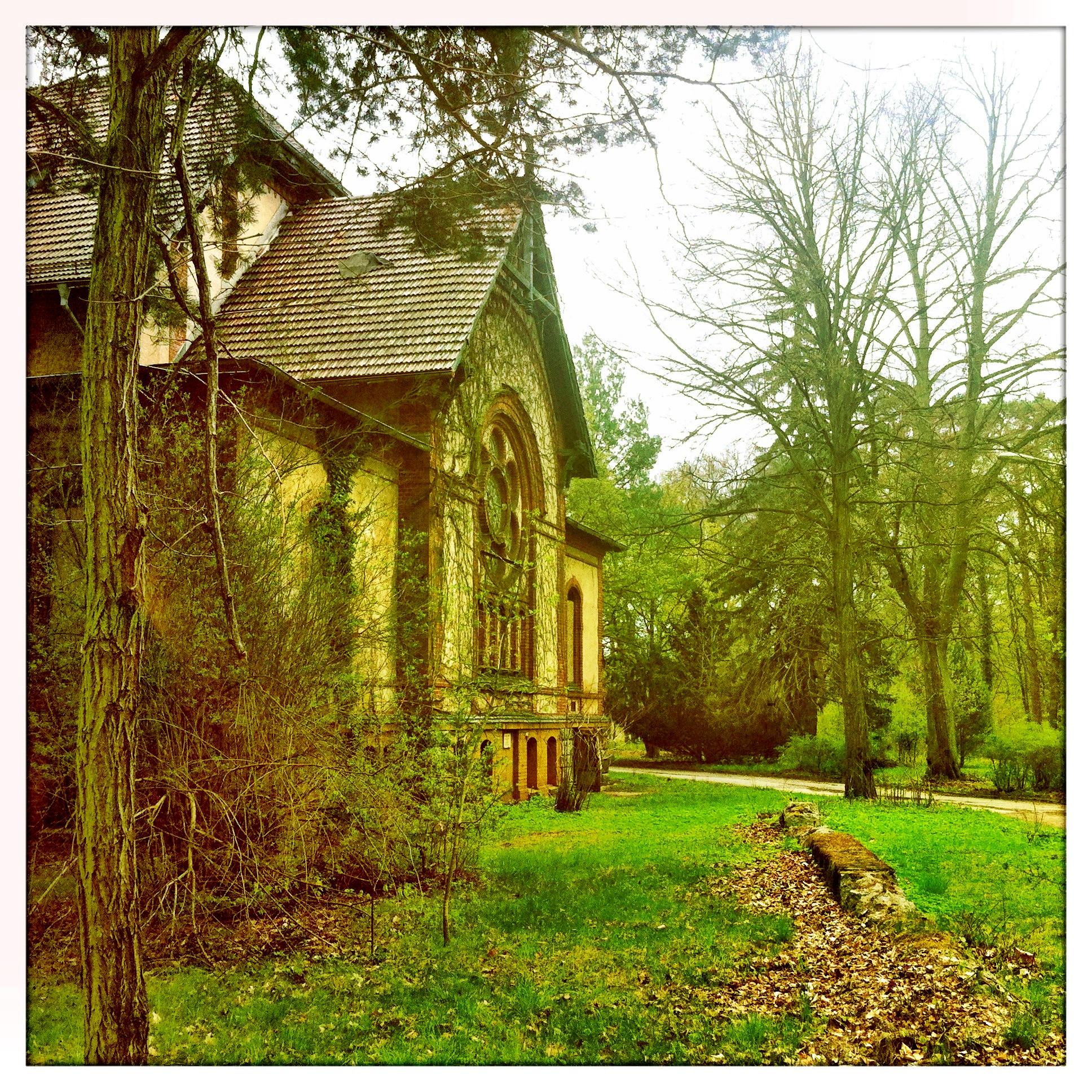 Brandenburg | Beelitz Heilstätten verfallene Gebäude