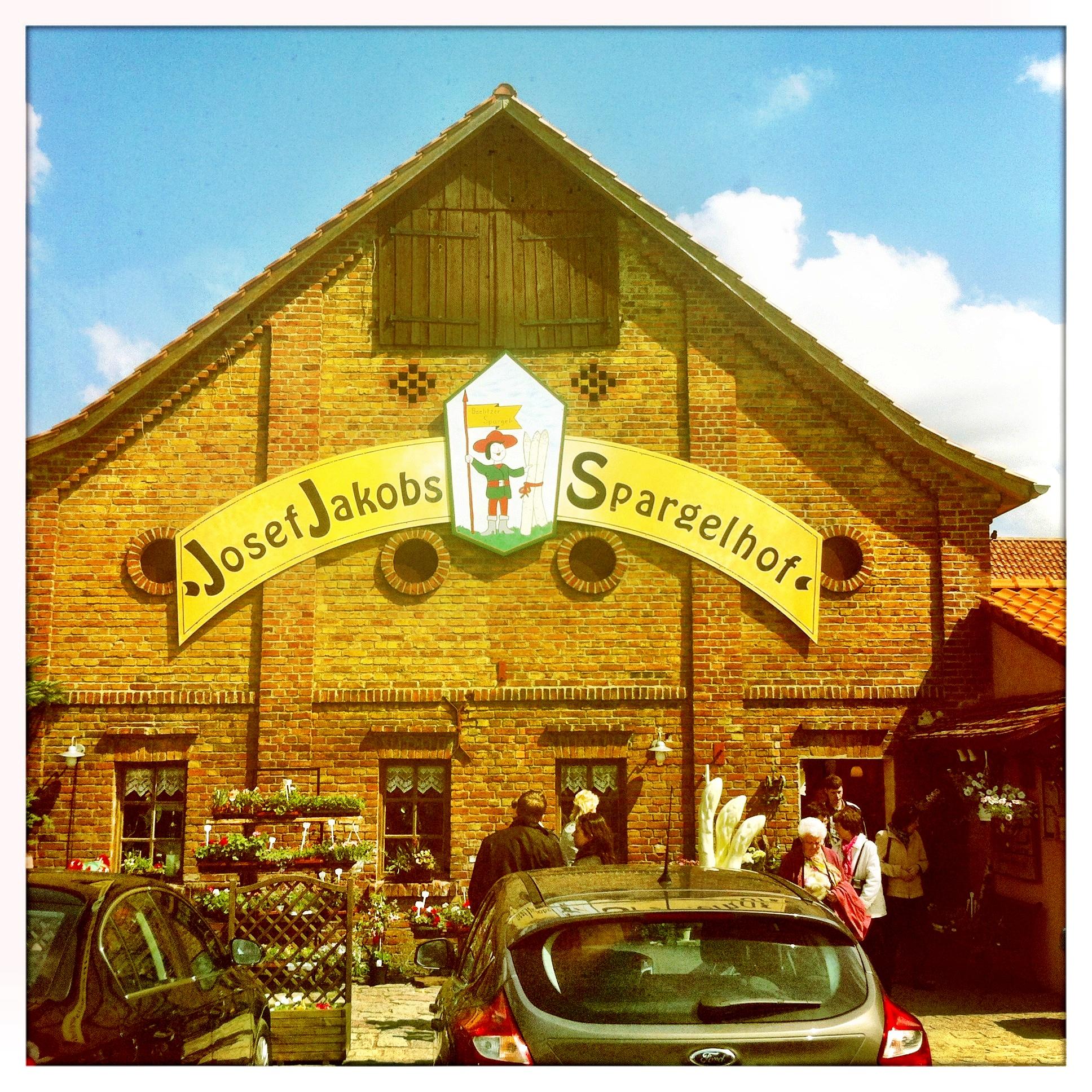 Brandenburg Beelitz | Schäpe Josef Jakobs Spargelhof