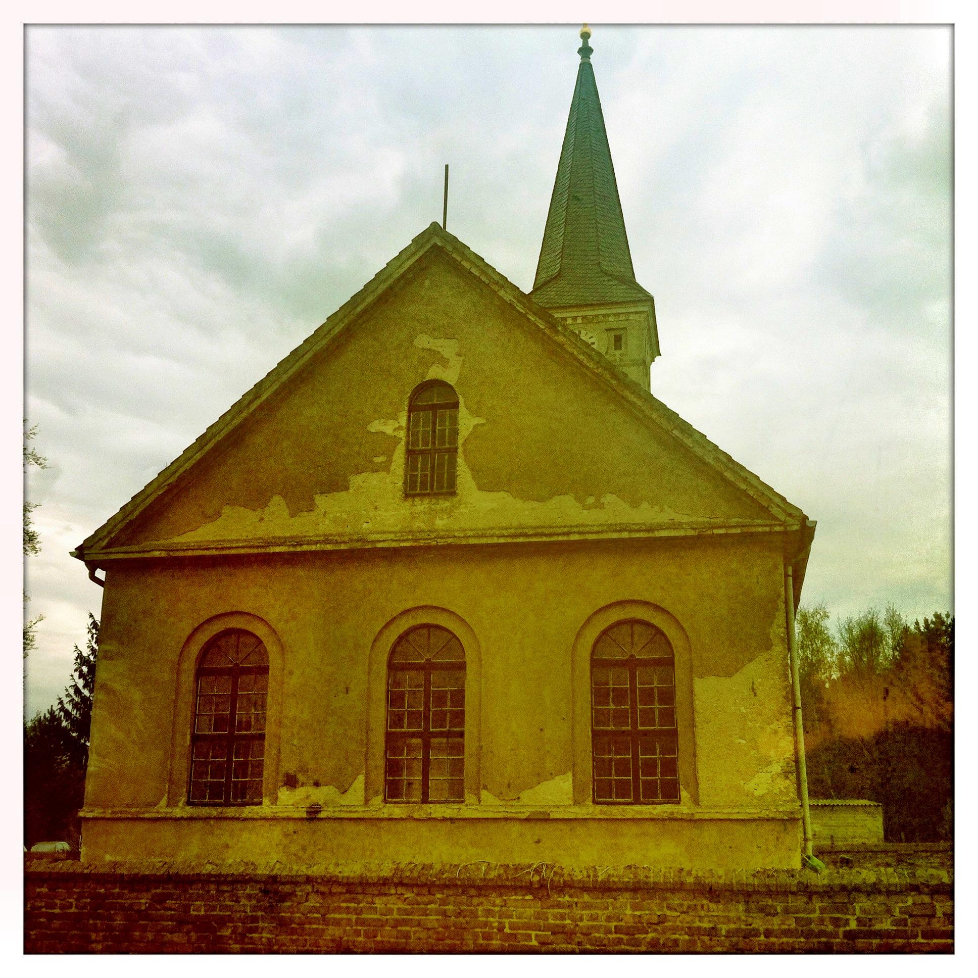 Brandenburg Beelitz | Schäpe Kirche