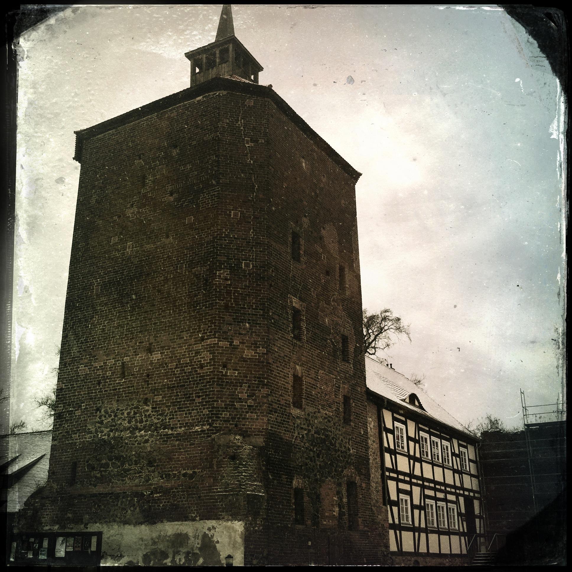 Brandenburg Beeskow l Burgfried