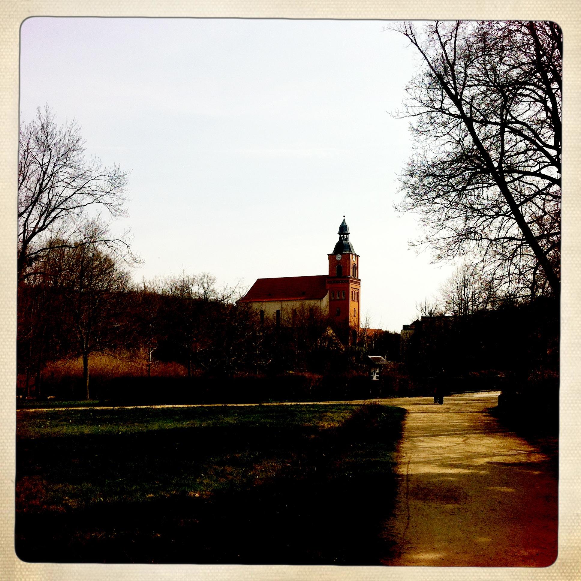 Brandenburg   Buckow   Schermützelsee   Kirche