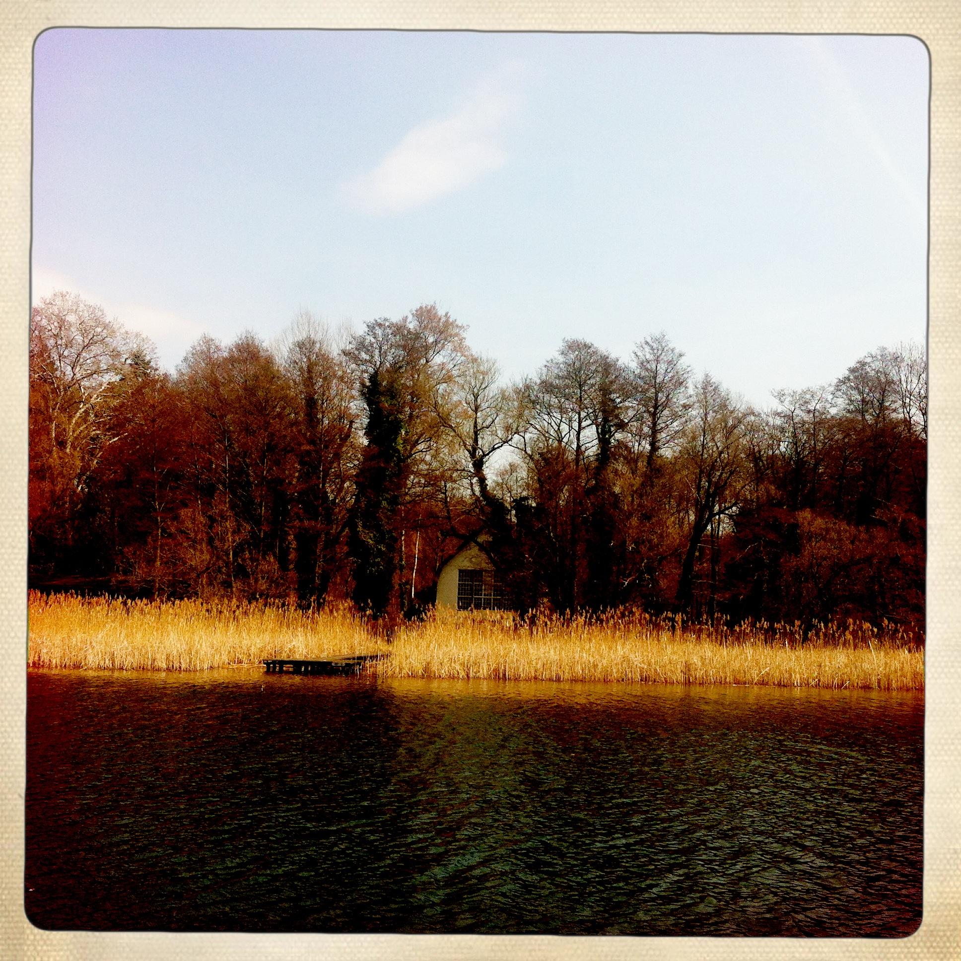 Brandenburg | Buckow | Schermützelsee | Brecht-Weigel-Haus