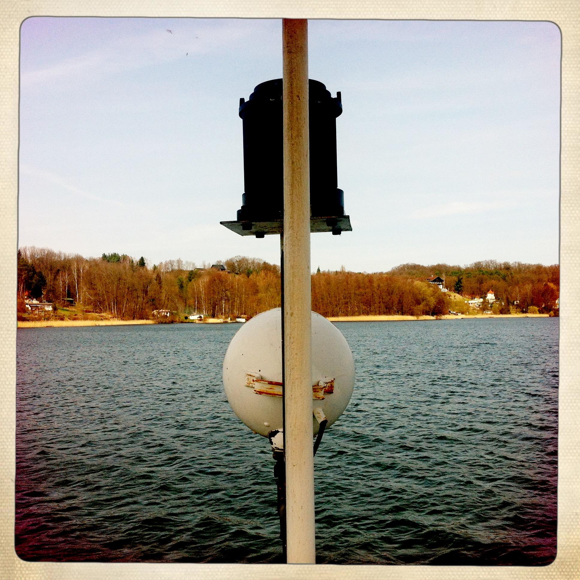 Brandenburg | Buckow | Schermützelsee | Schiffssignale