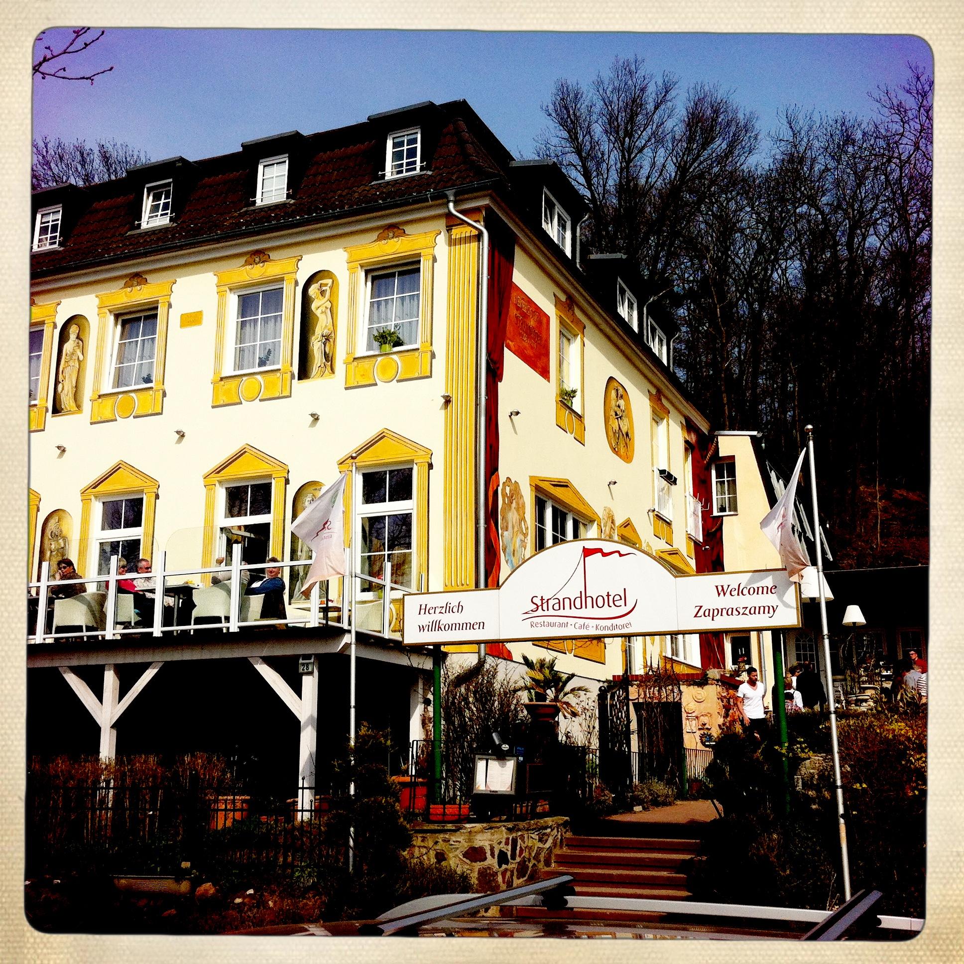 Brandenburg | Buckow | Schermützelsee | Strandhotel