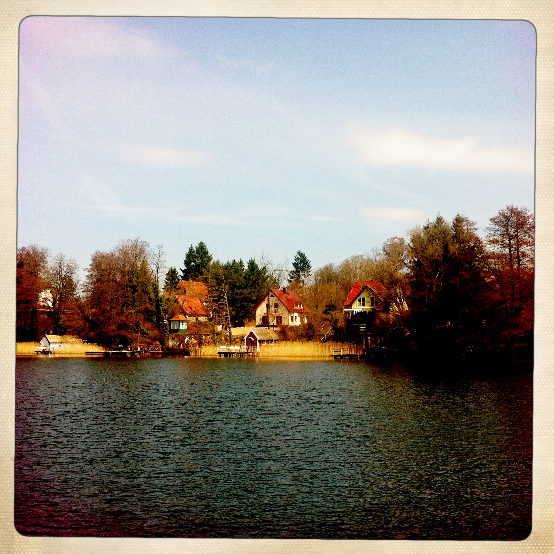 Brandenburg | Buckow | Schermützelsee | Ufer
