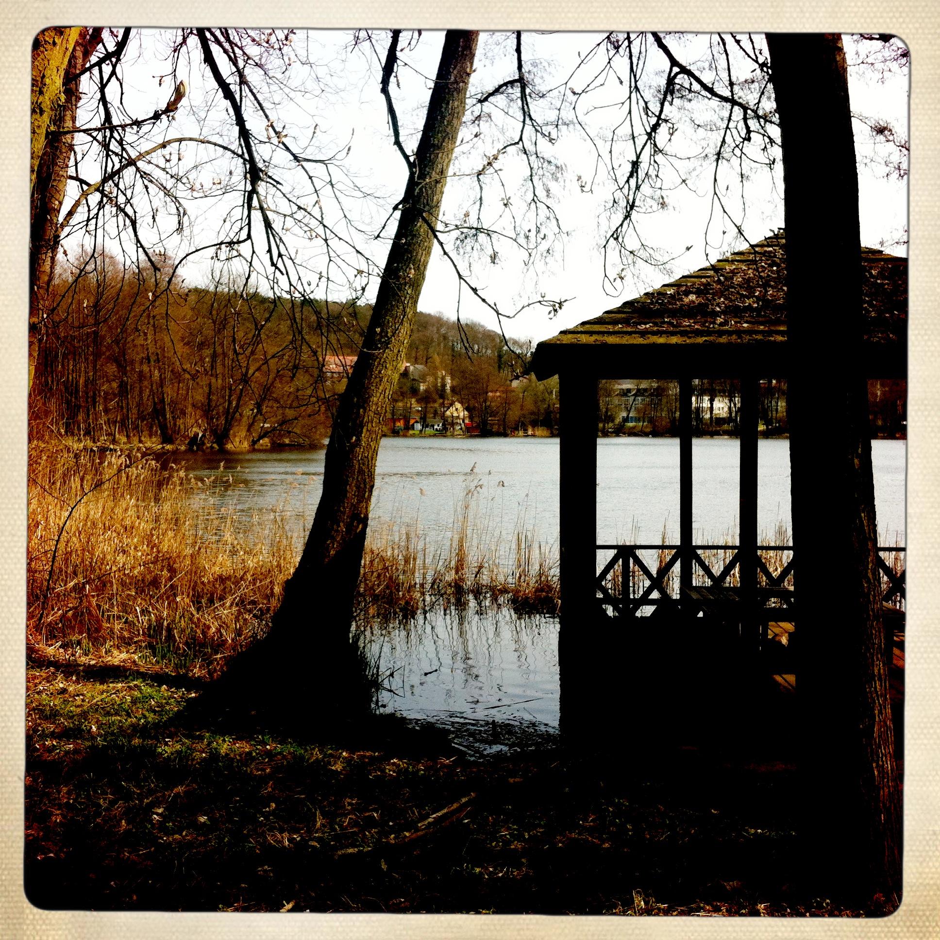 Brandenburg | Buckow | Schlossgarten | See