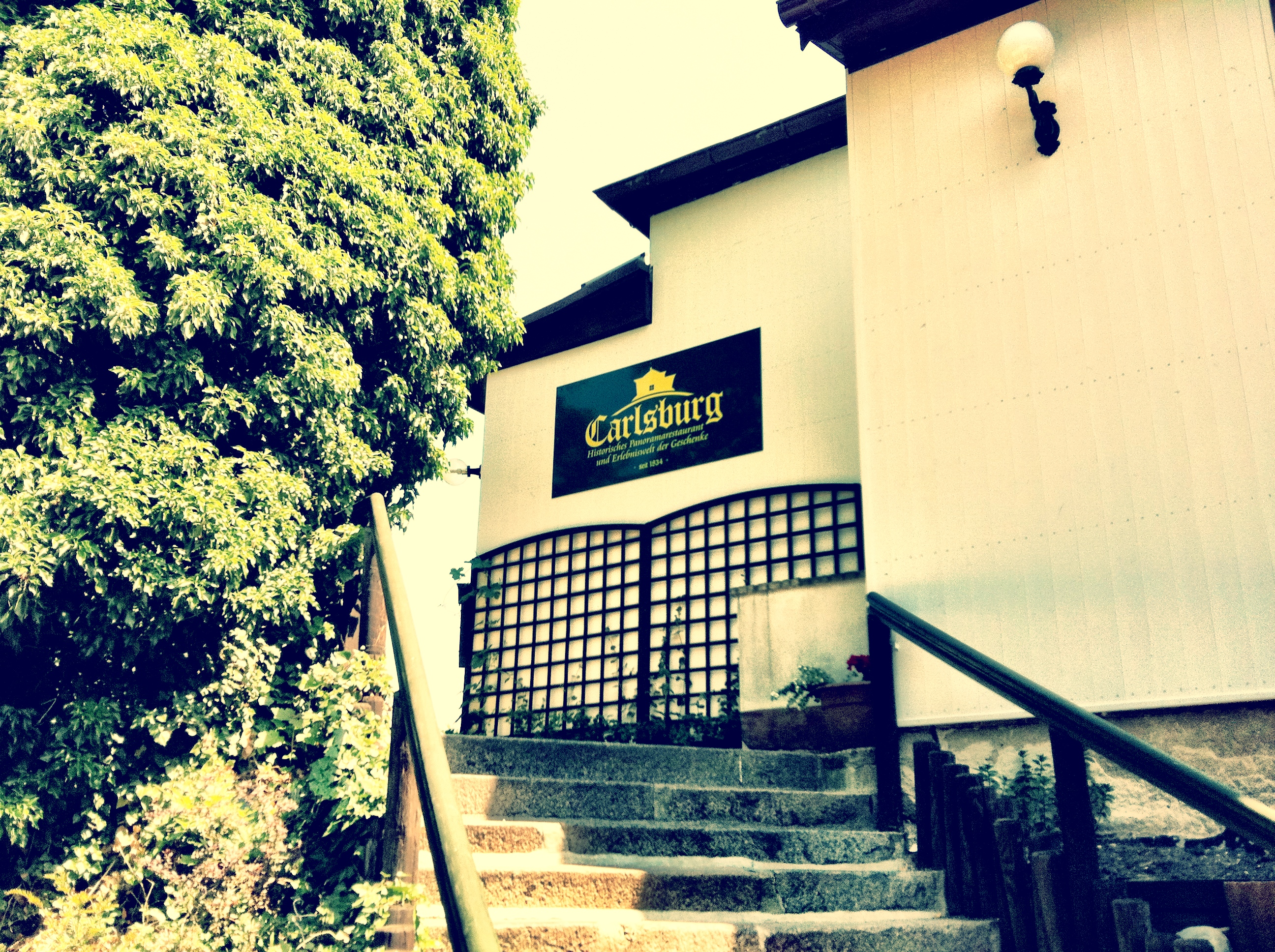 Carlsburg, Das Panoramarestaurant