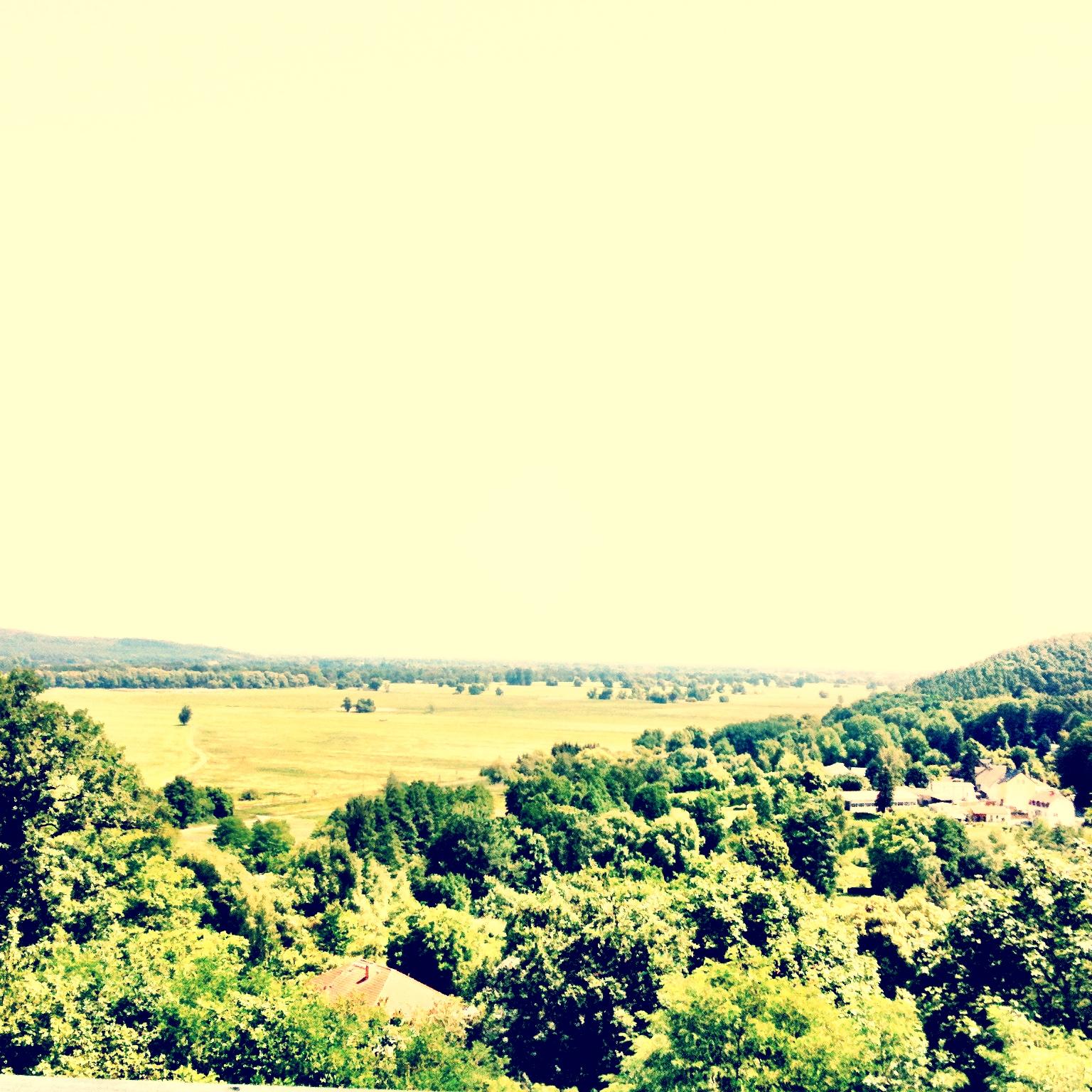 Panoramablick Carlsburg