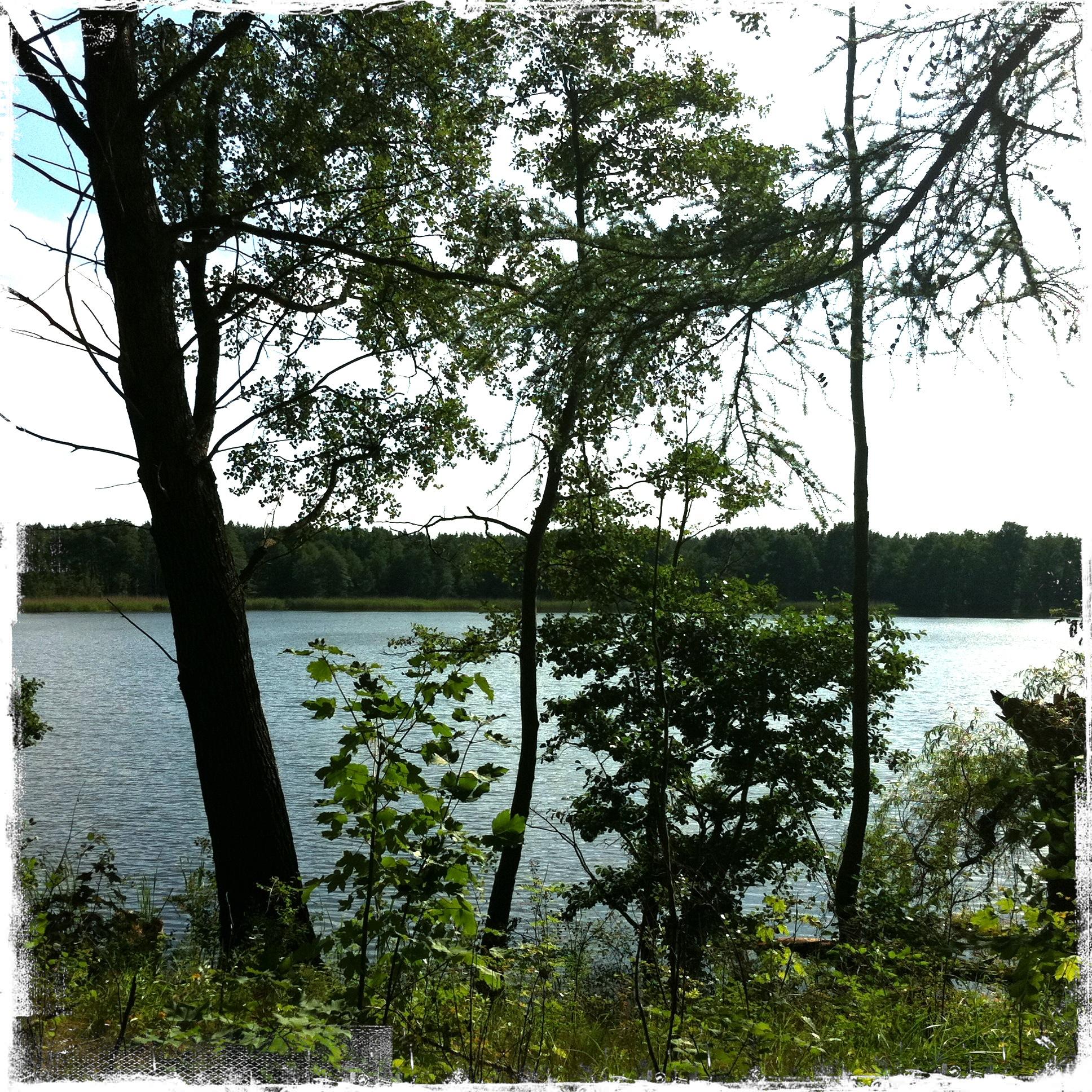 Grabow-See bei Oranienburg