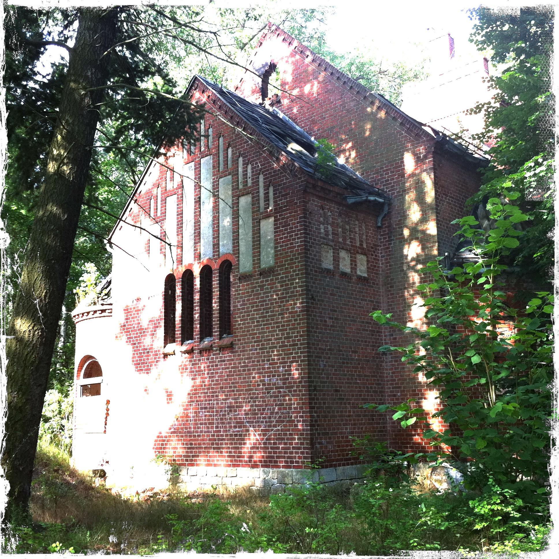 Heilstätte-Grabow-See