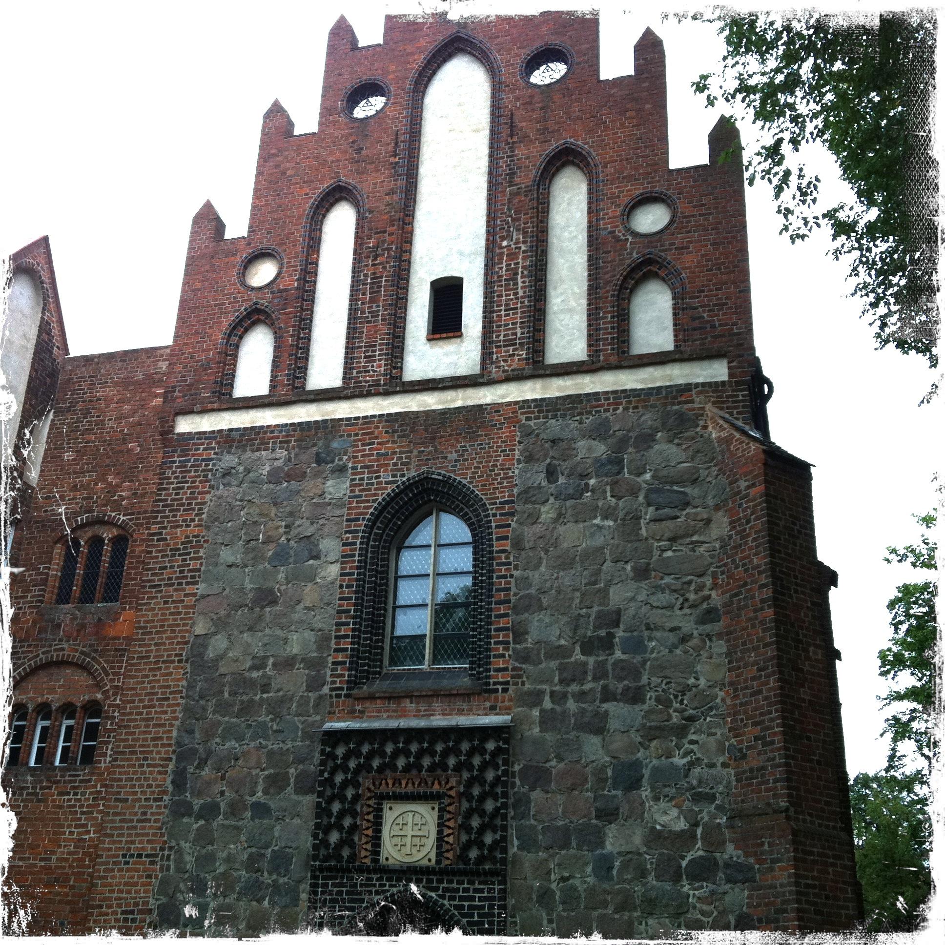 Brandenburg Kloster Stift zum Heiligengrabe I Kircheneingang