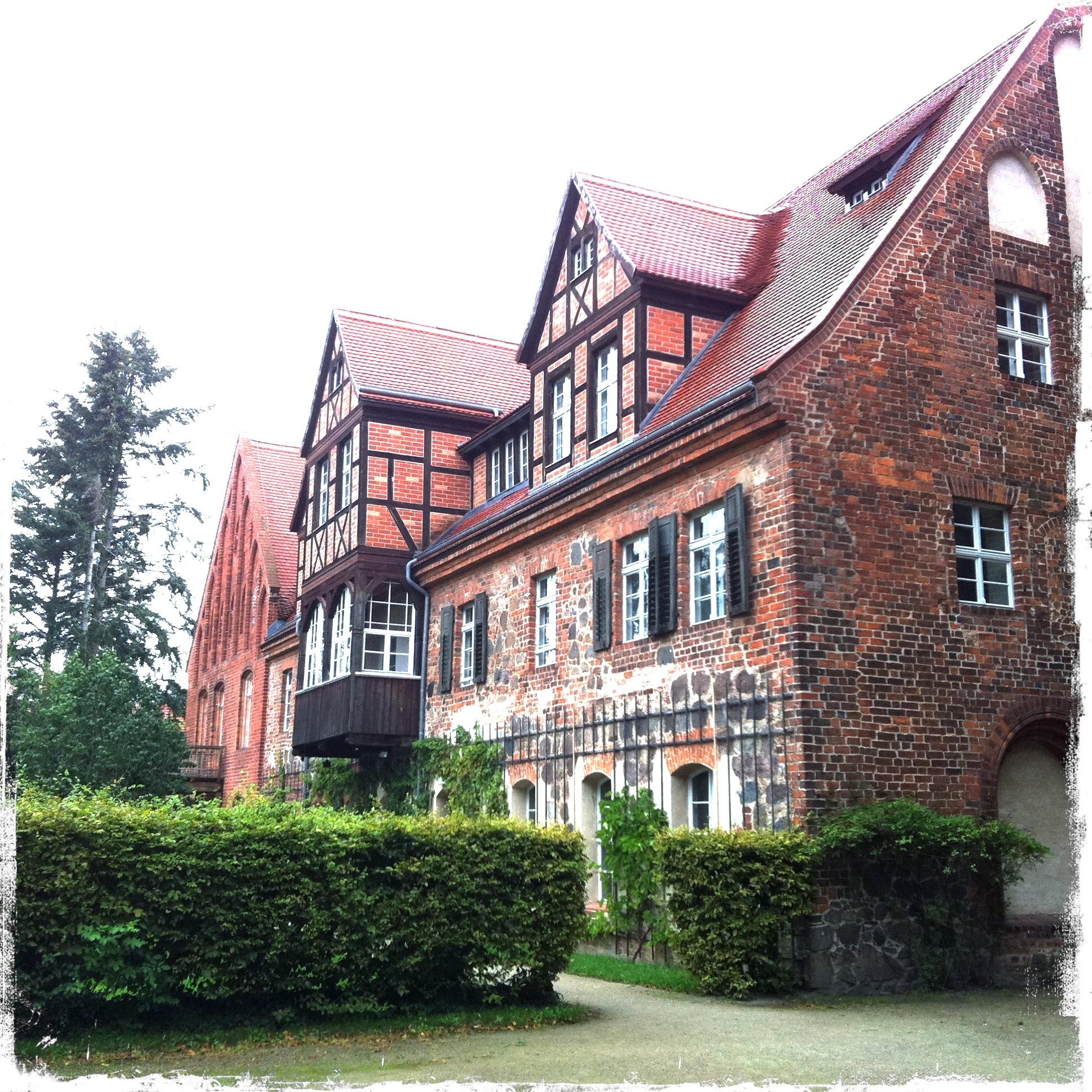 Brandenburg Kloster Stift zum Heiligengrabe I Haus