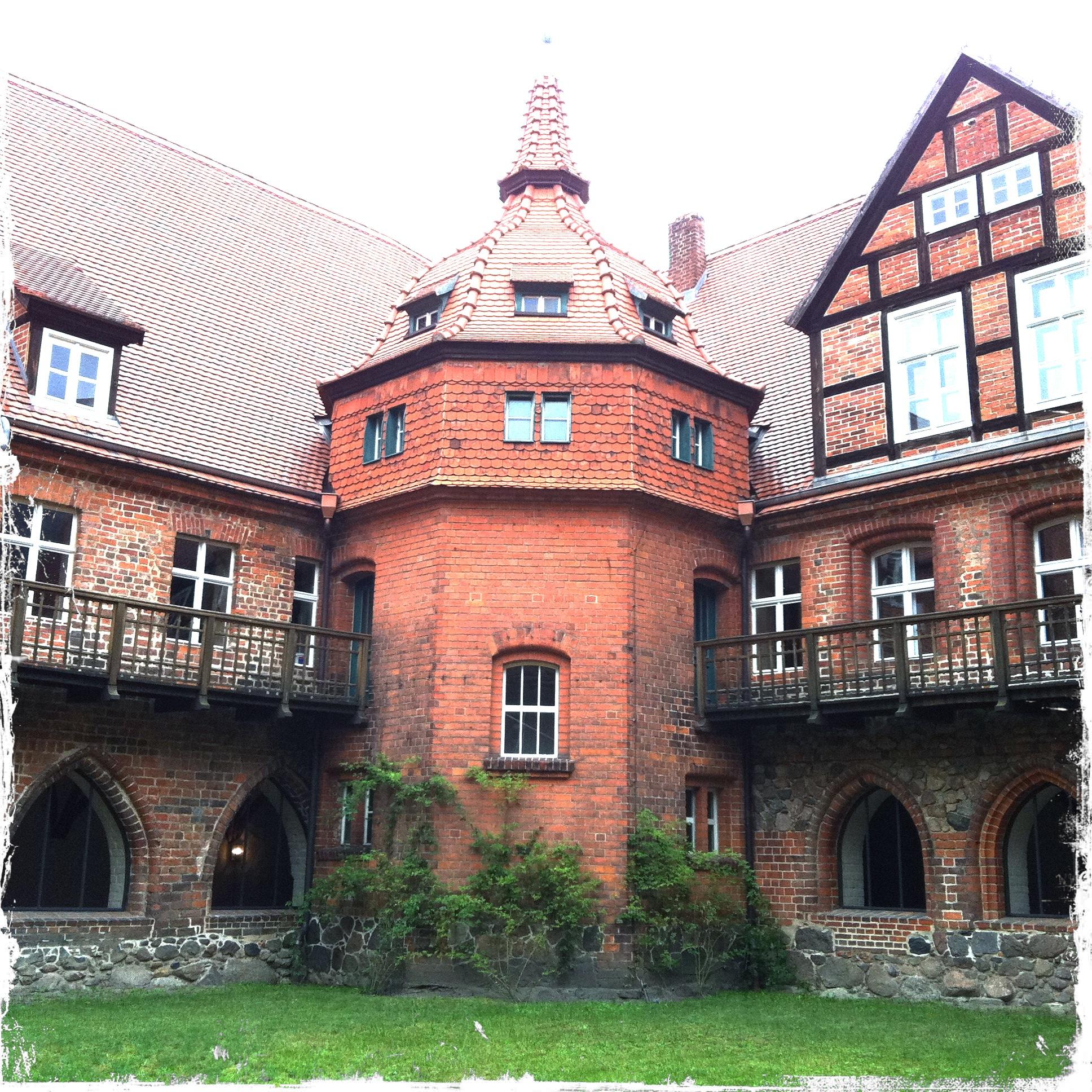 Brandenburg Kloster Stift zum Heiligengrabe I Innenanlage Kloster