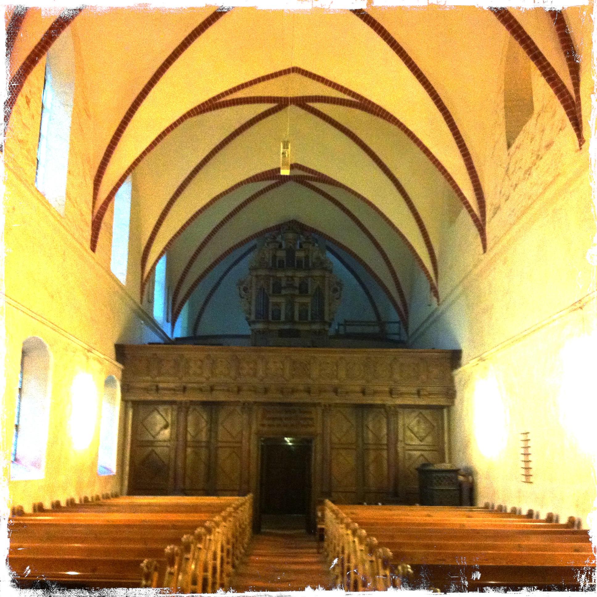 Brandenburg Kloster Stift zum Heiligengrabe I Kirche
