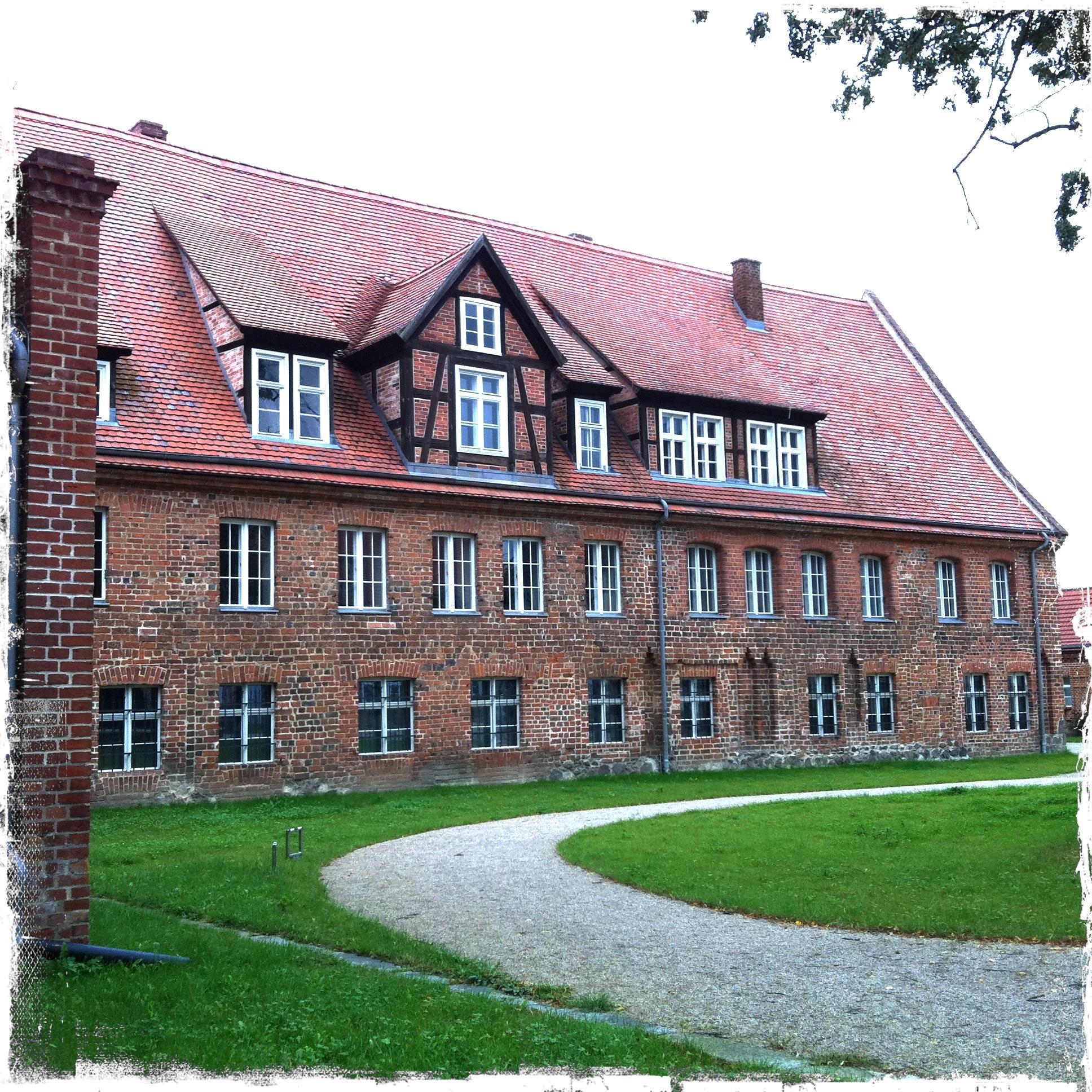 Brandenburg Kloster Stift zum Heiligengrabe I Altes Klostergebäude