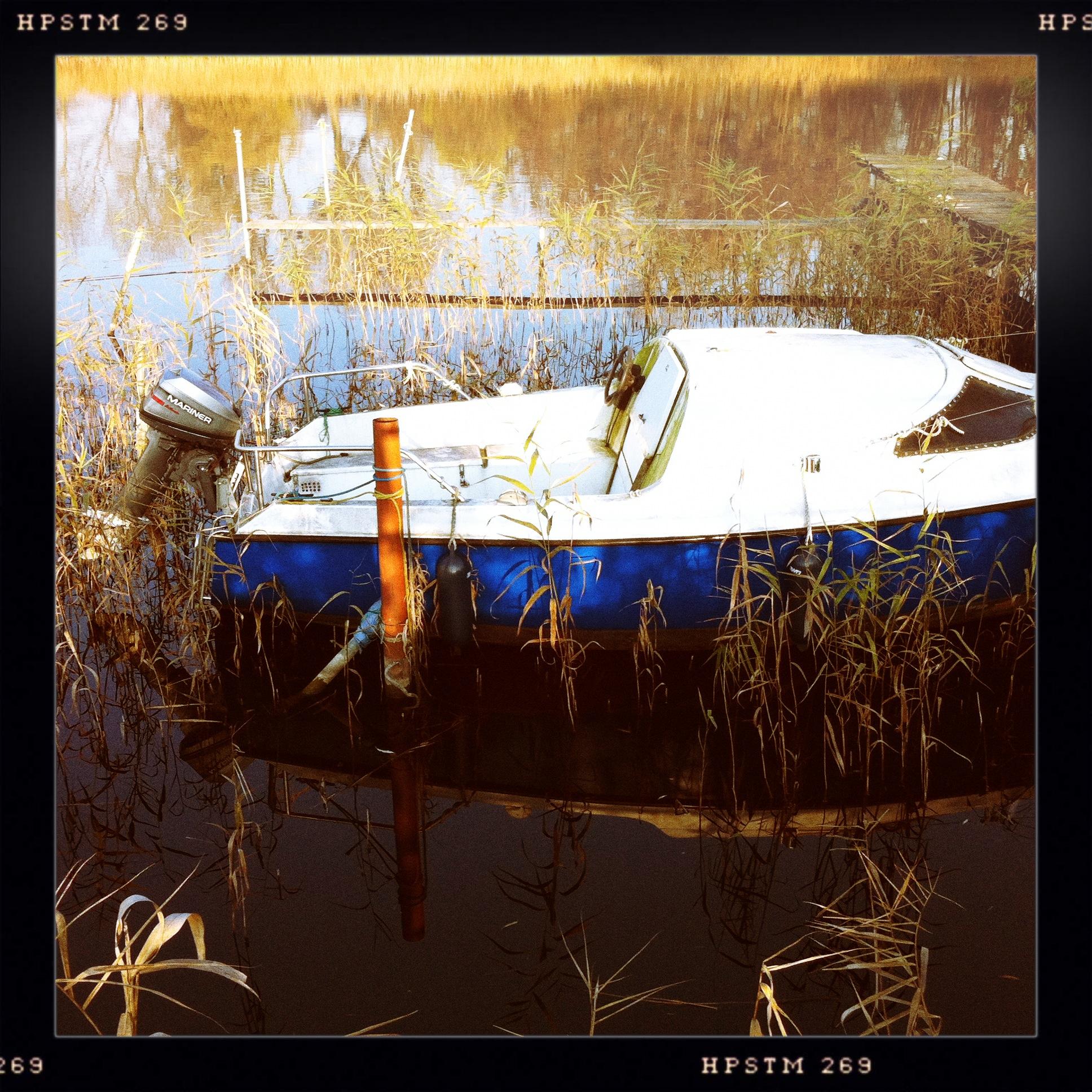 Brandenburg Kremmen Seelodge - Boot
