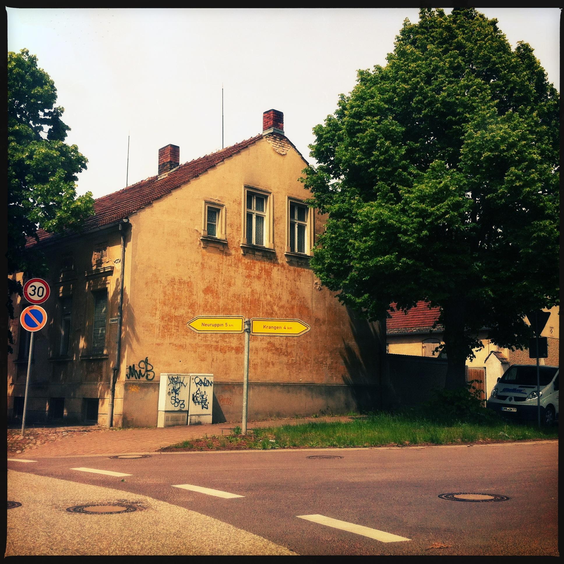 Brandenburg   Landstraße