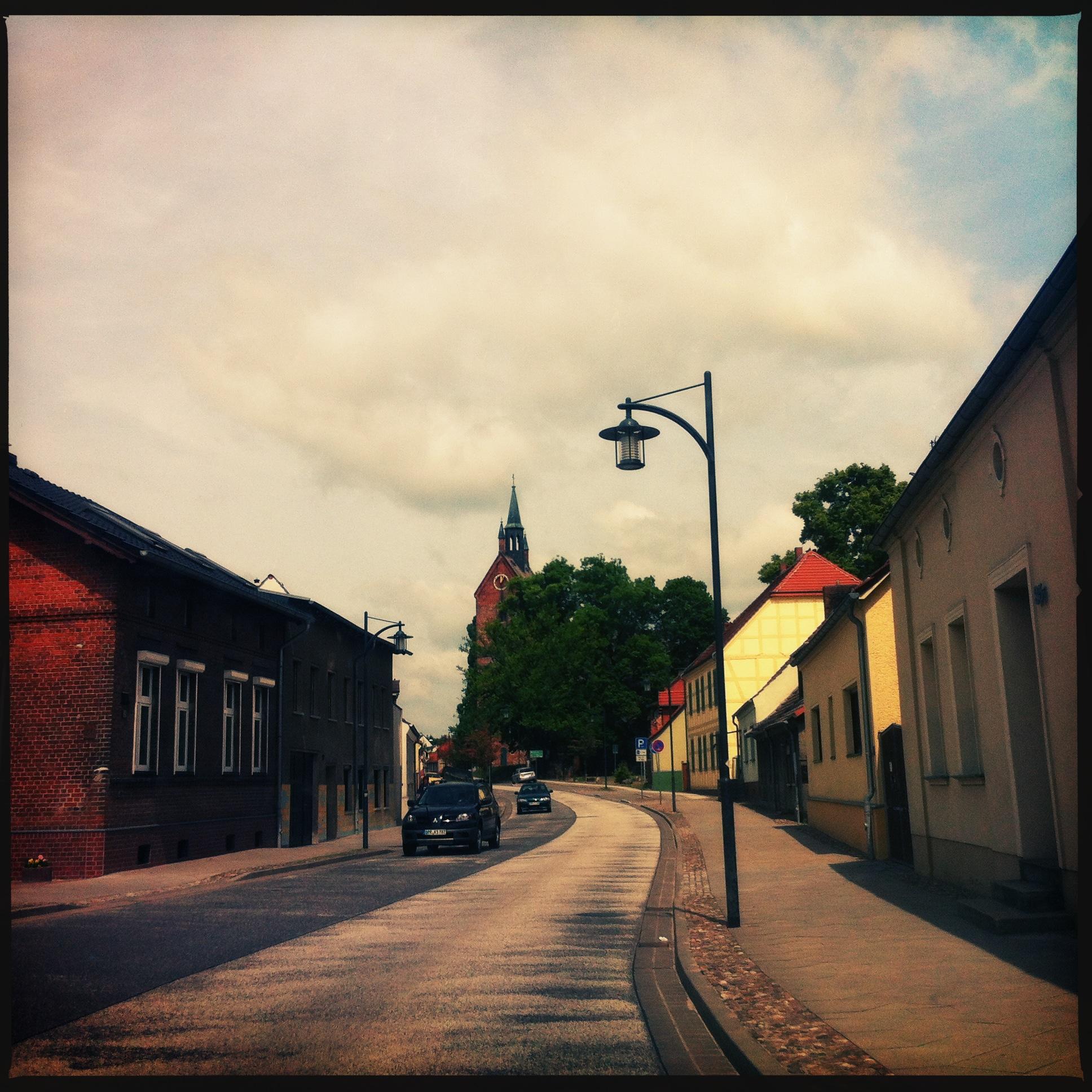 Brandenburg | Landstraße