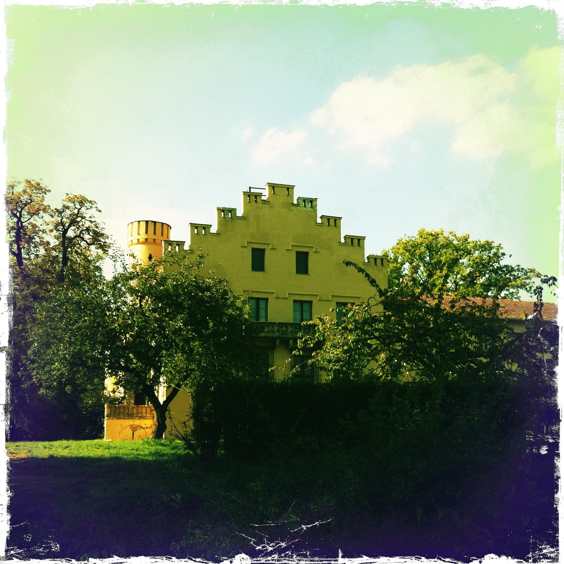 Brandenburg Werder Petzow - Schloss Petzow
