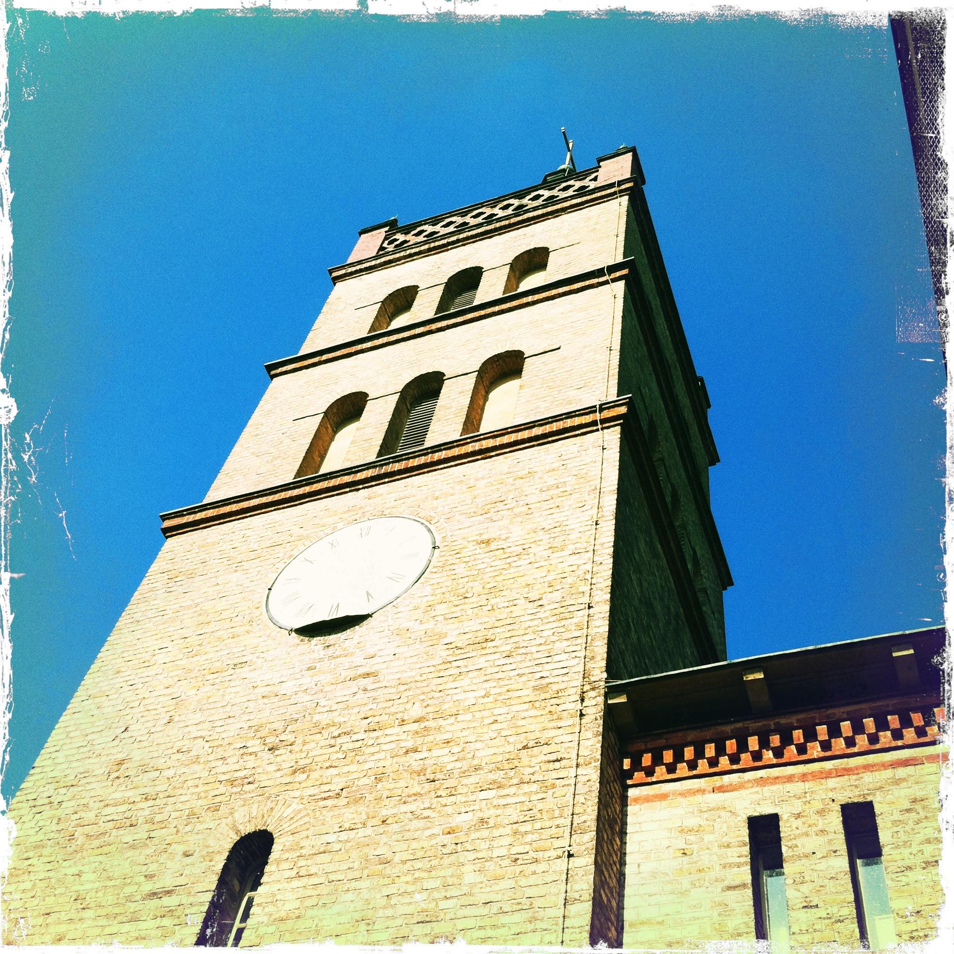 Brandenburg Werder Petzow Dorfkirche