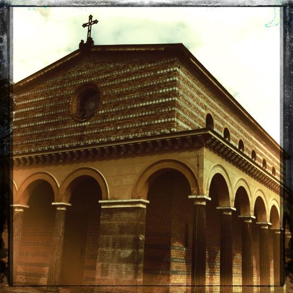 Heilandskirche in Sacrow