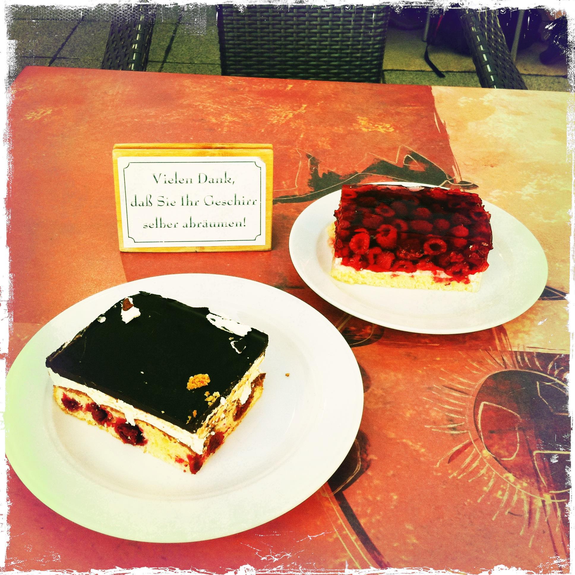Schloss Diedersdorf - Kuchen aus der königlichen Bäckerei