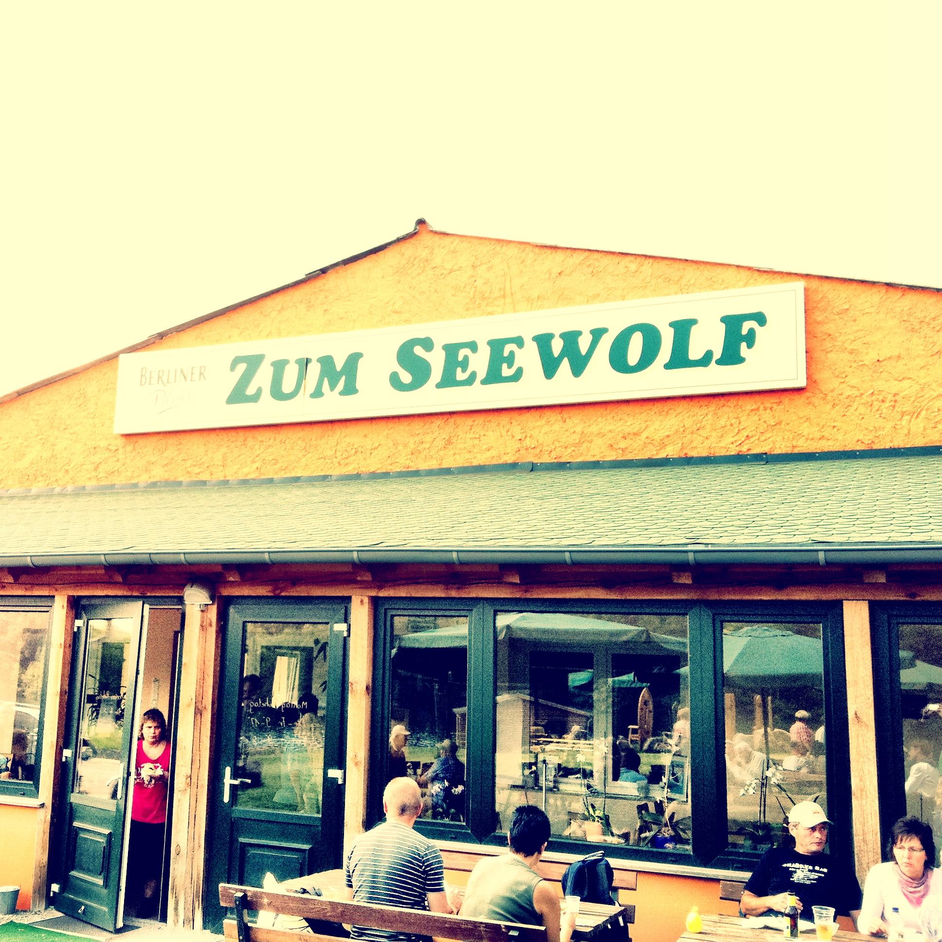 Fischerei Werbellinsee Zum Seewolf