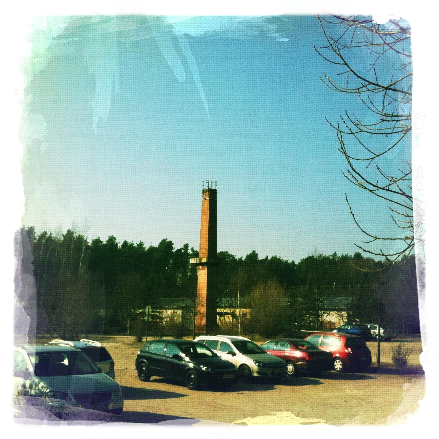 Wildpark Schorfheide Parkplatz