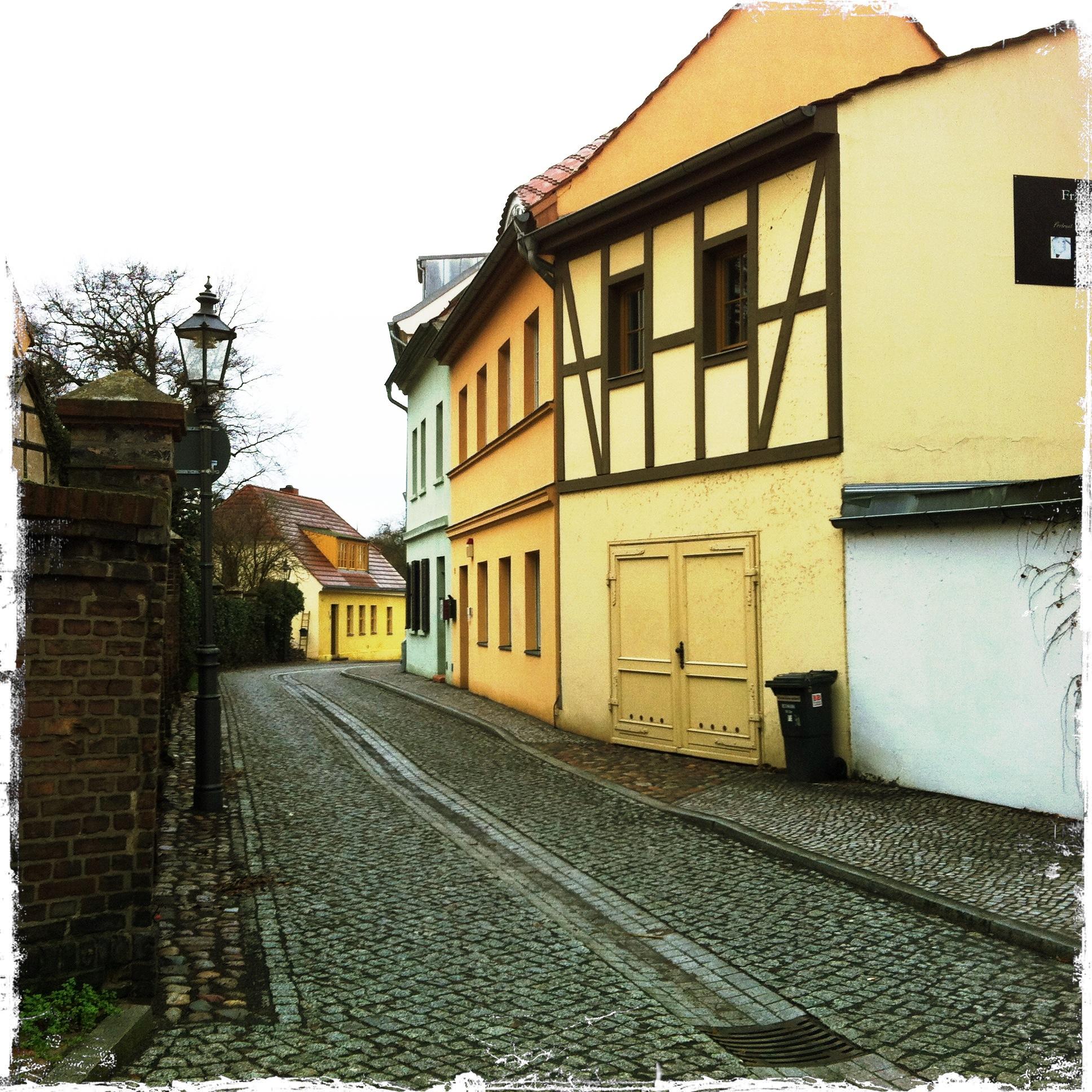 Brandenburg an der Havel l Fachwerkhäuser