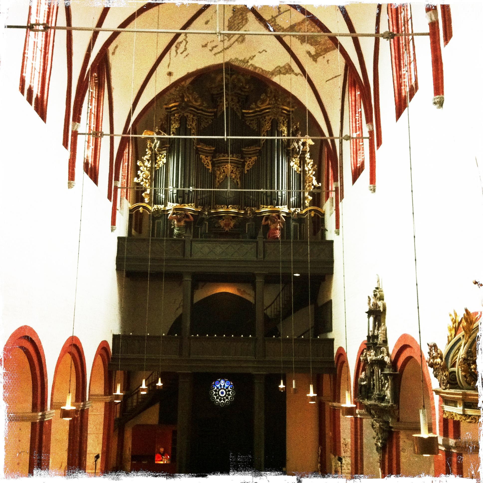 Brandenburg an der Havel l Dom Innenraum