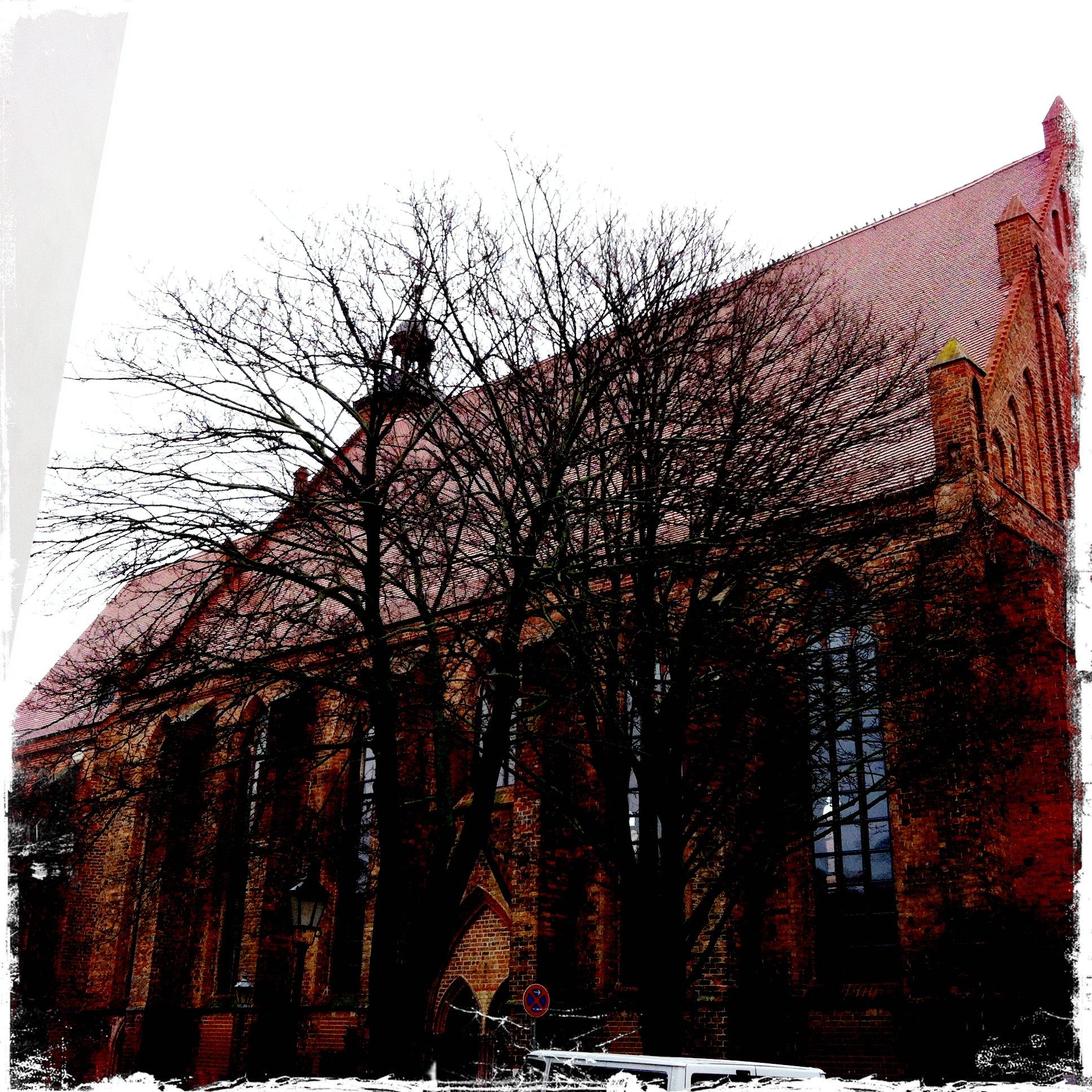 Brandenburg an der Havel l Paulikirche