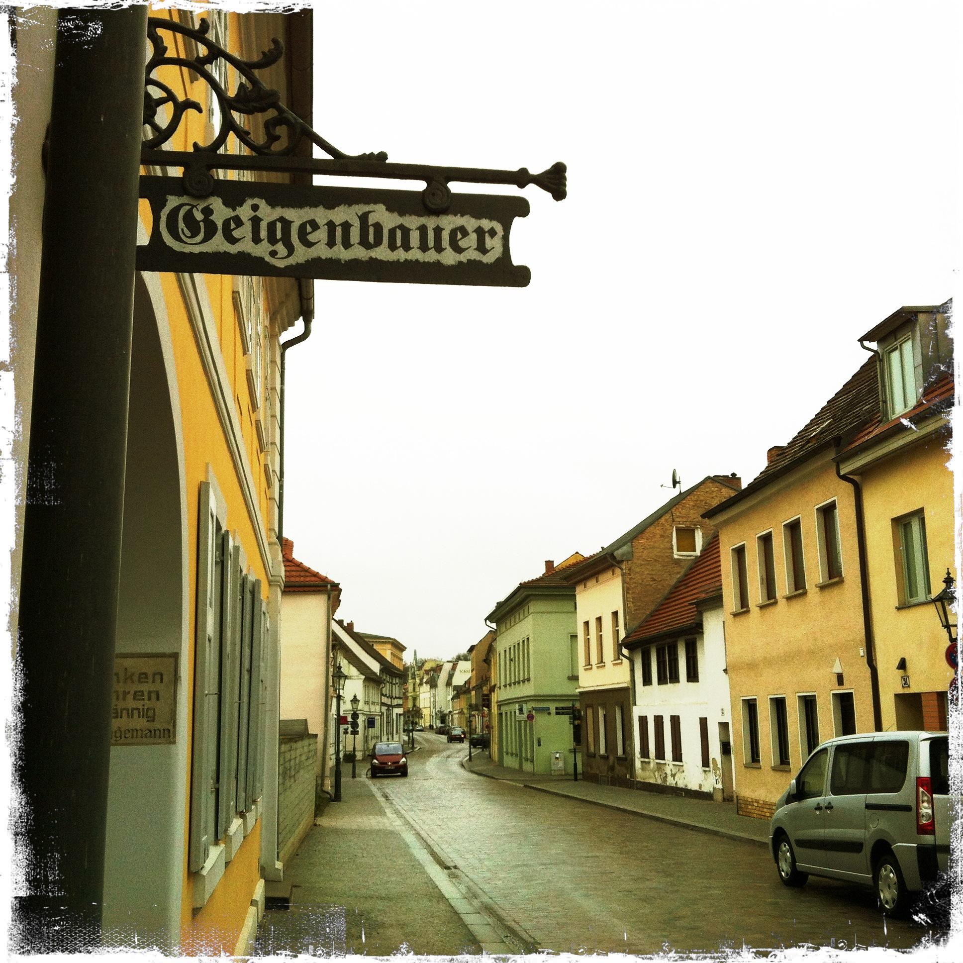 Brandenburg an der Havel l Geigenbauer