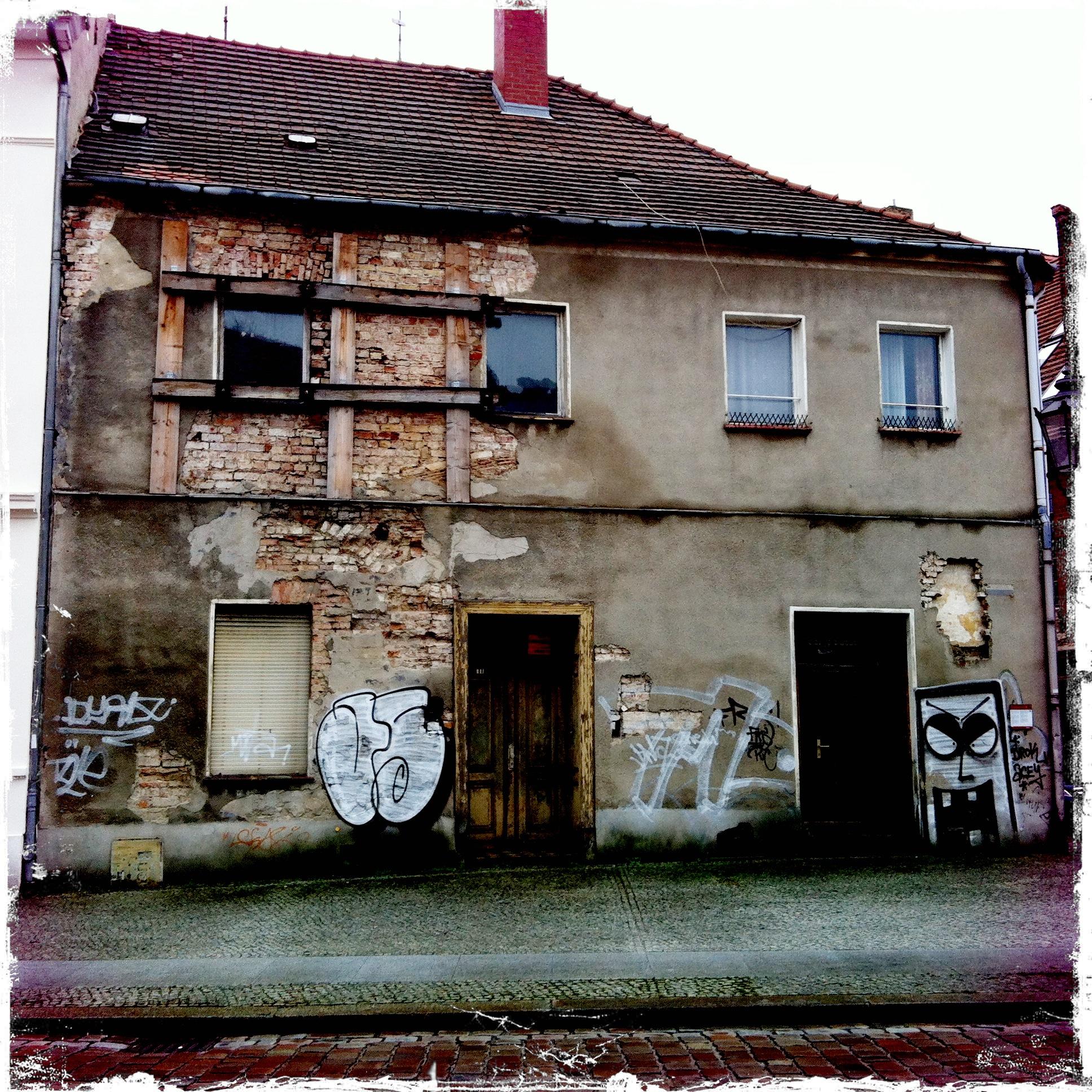 Brandenburg an der Havel l Straßenkunst