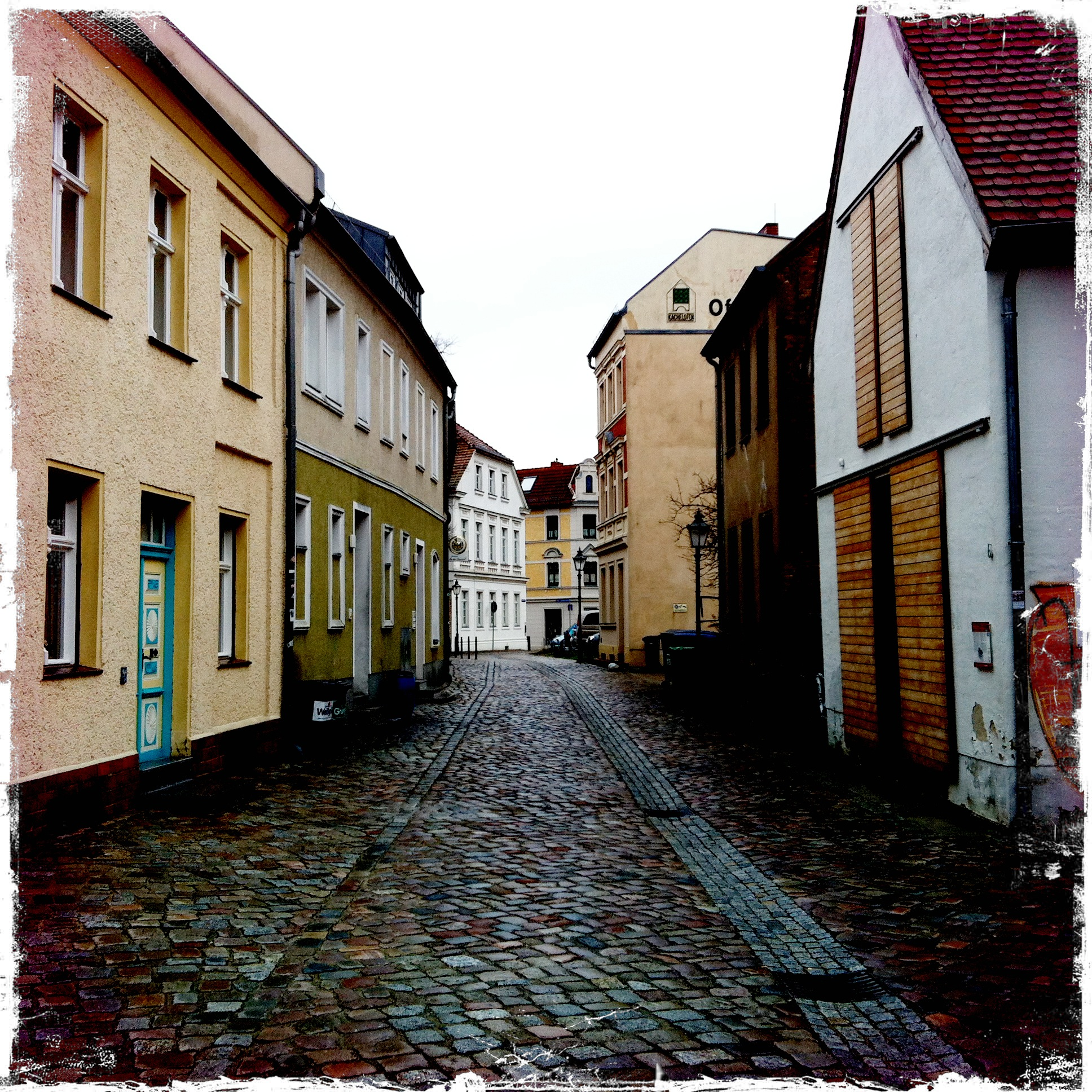 Brandenburg an der Havel l Gasse