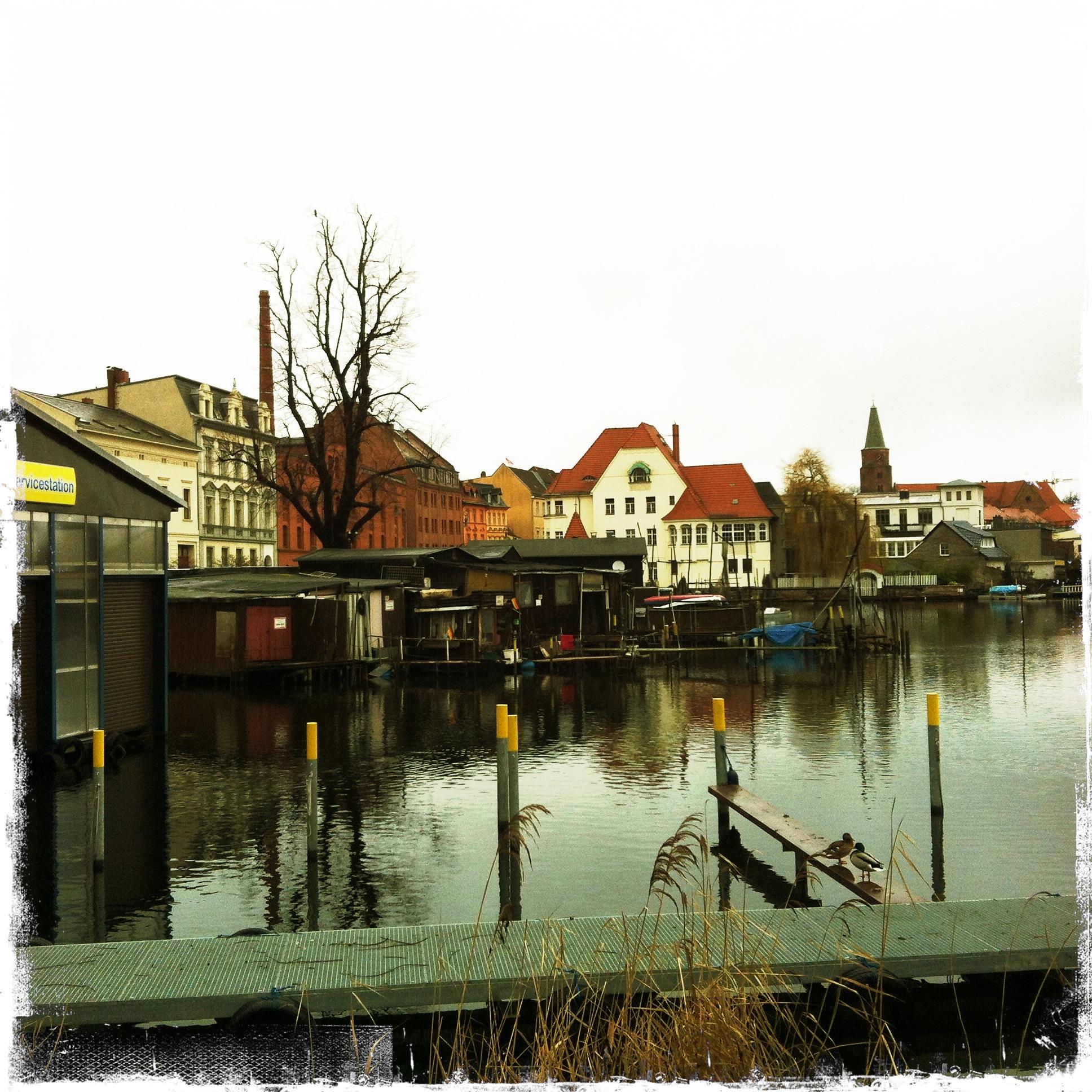 Brandenburg an der Havel l Havelblick