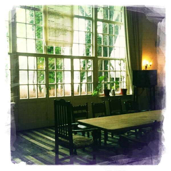 Buckow-Brecht-Weigel-Haus-Besprechungszimmer