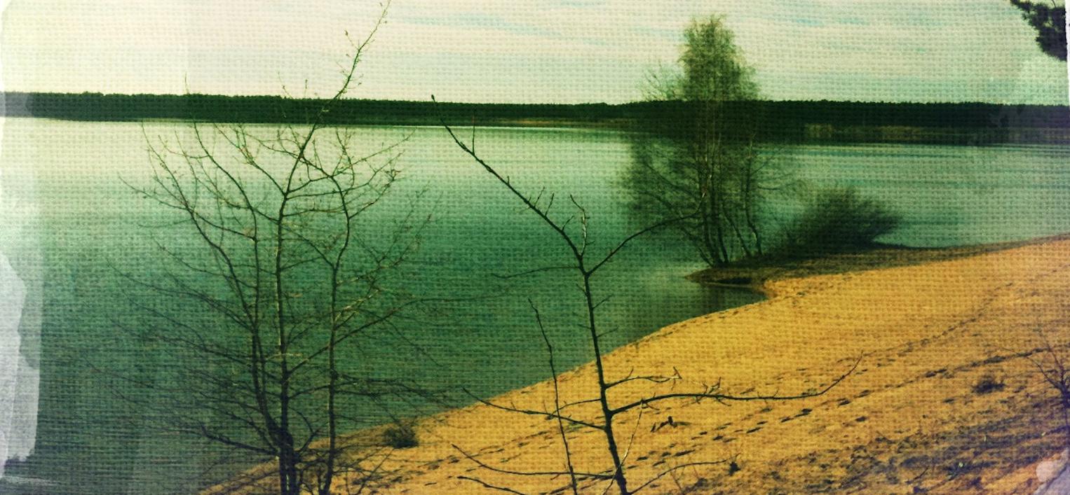 Die Ostsee von Brandenburg