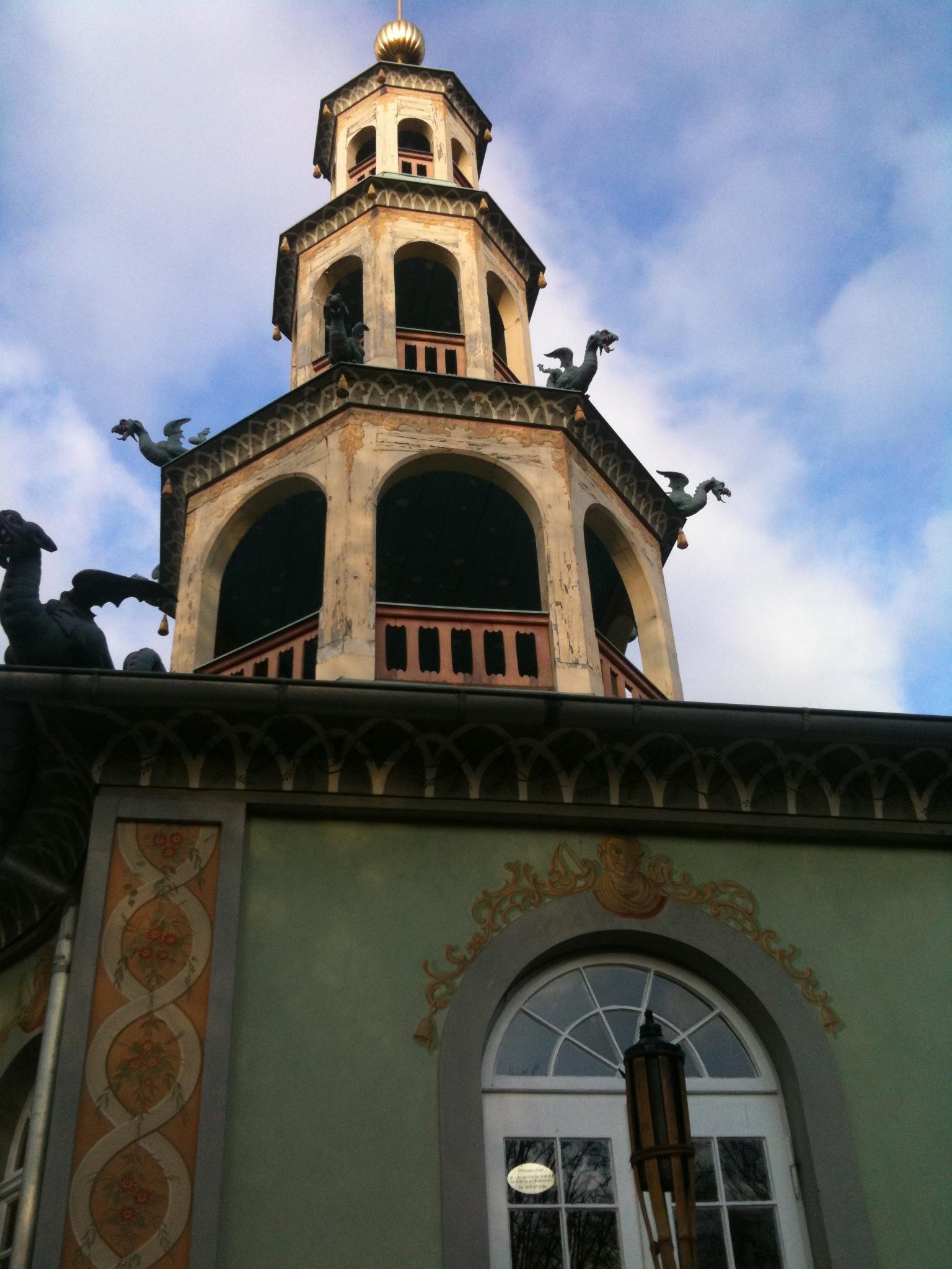 Sanssouci-Drachenhaus