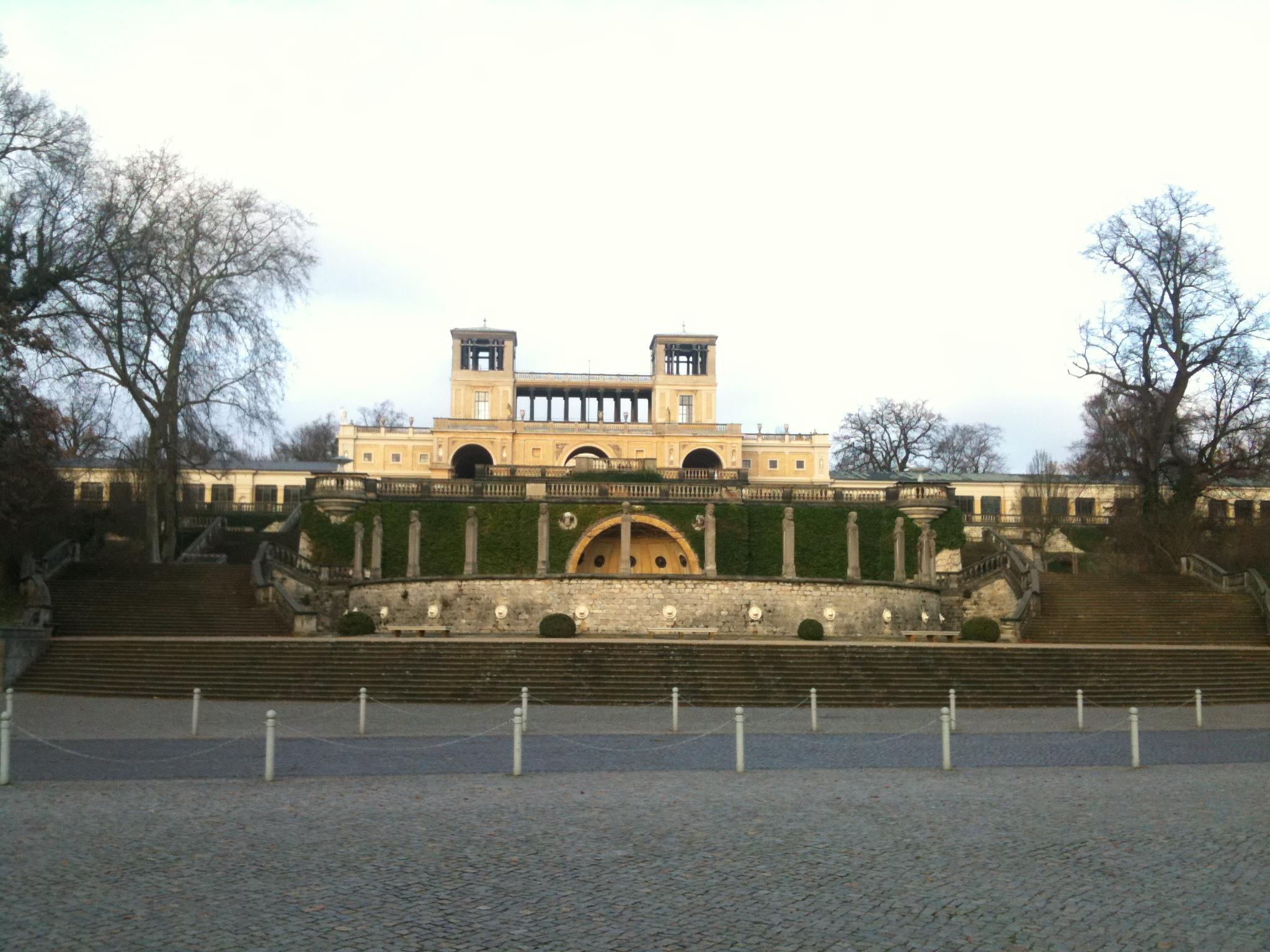 Sanssouci-Orangerie