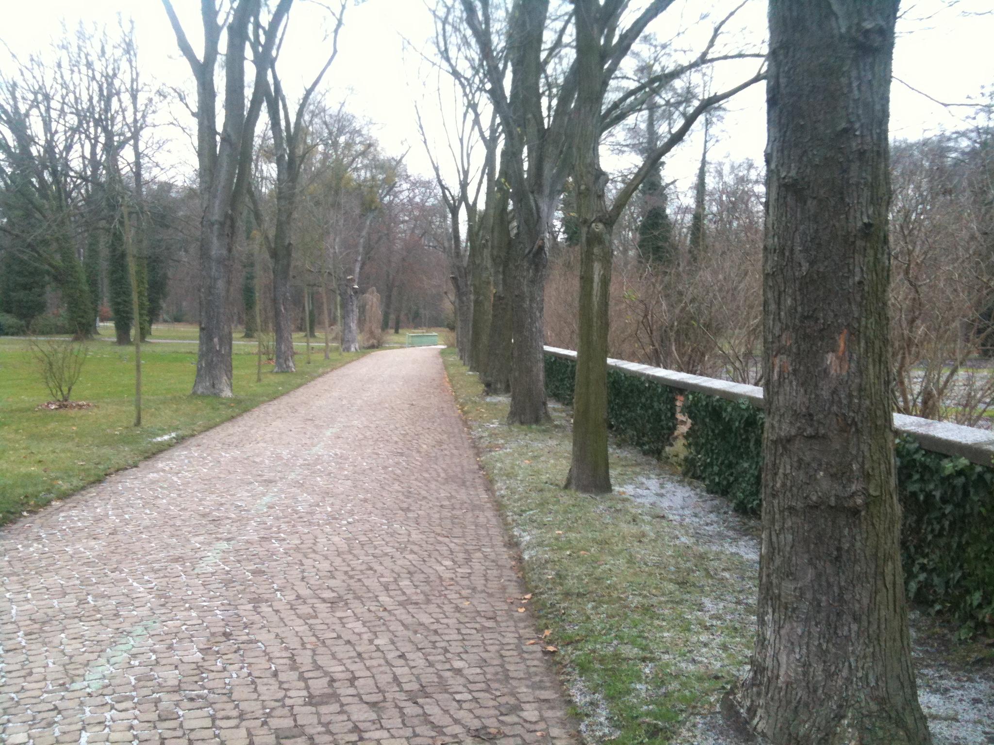 Sanssouci-Schlosspark