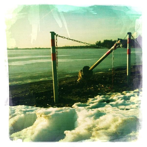 Strandbad-Müggelsee-Winter