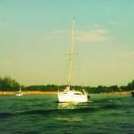 Bootfahren Mueggelsee
