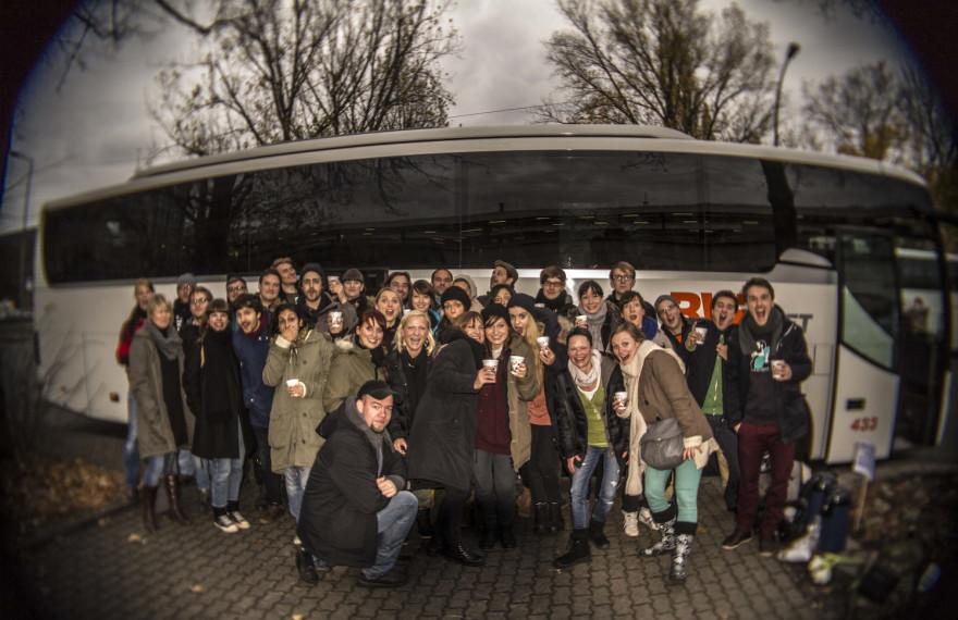 Brandenburg Blog Tour Nachtwanderung Baa See